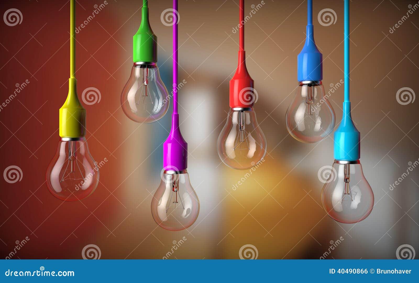 Série d ampoules