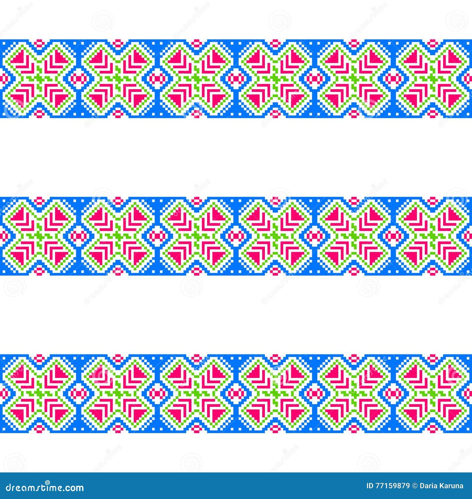 Série d image de formes géométriques