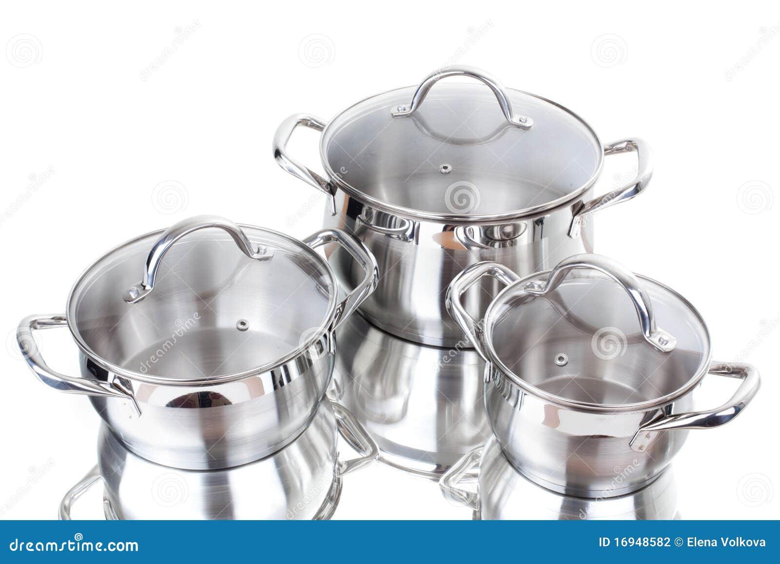 Série d images des articles de cuisine. Carter