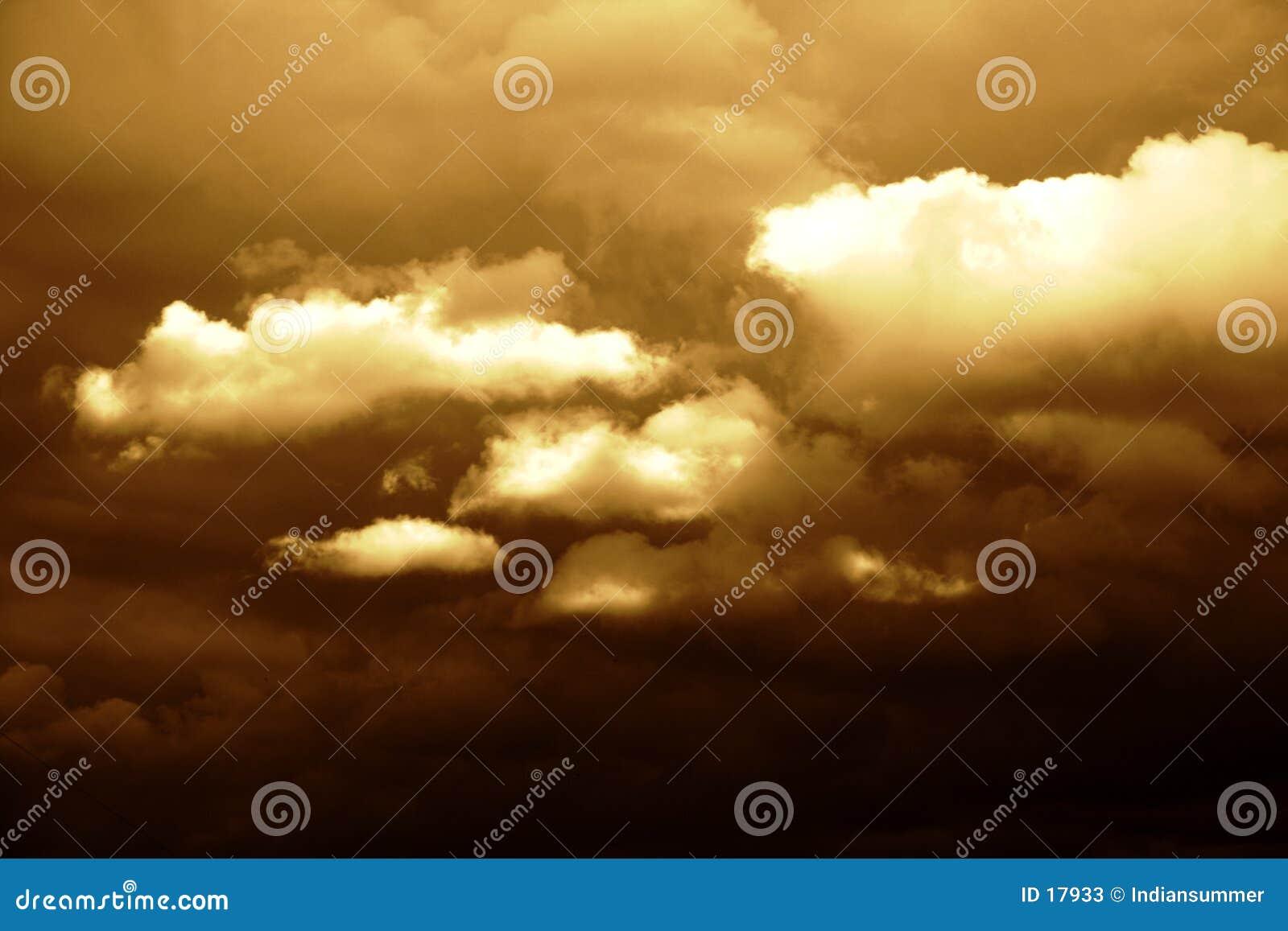 Série da vida do céu