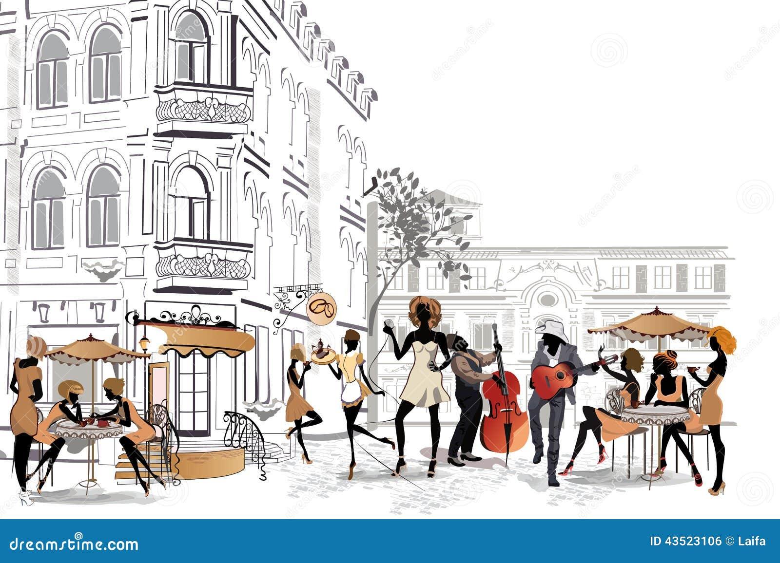 Les Caf Ef Bf Bds De La Ville De Paris