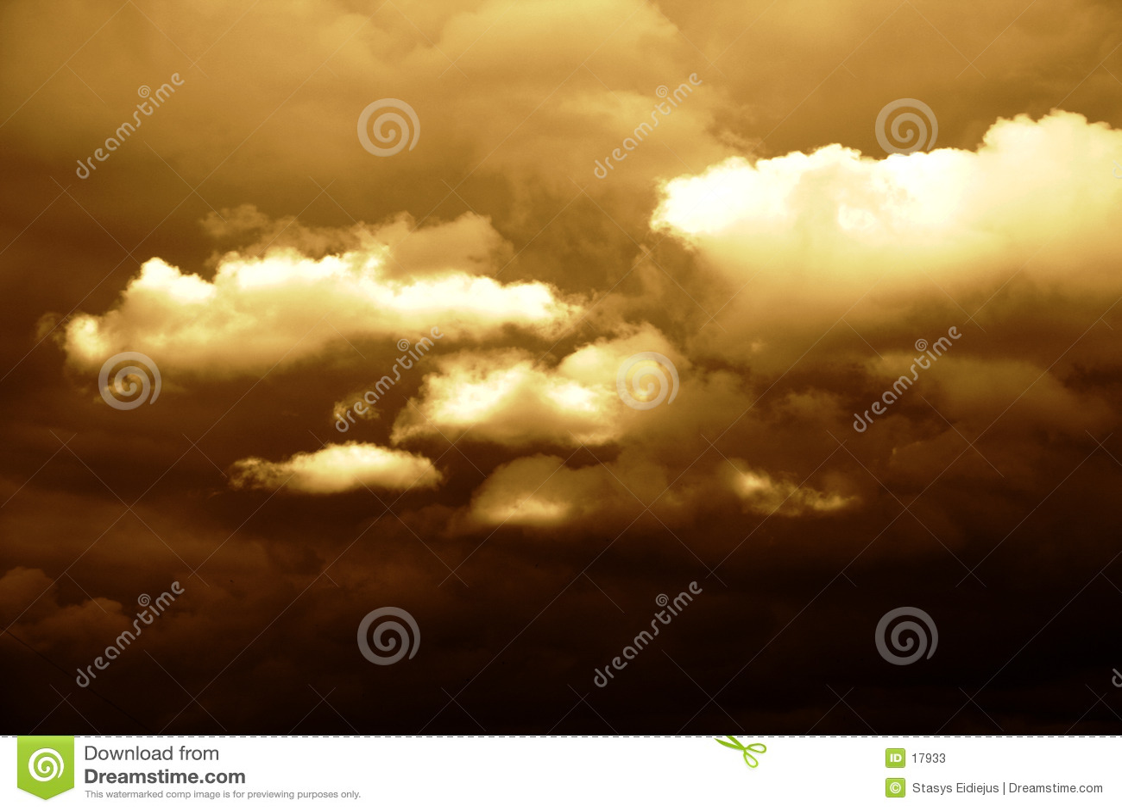 Série de durée de ciel
