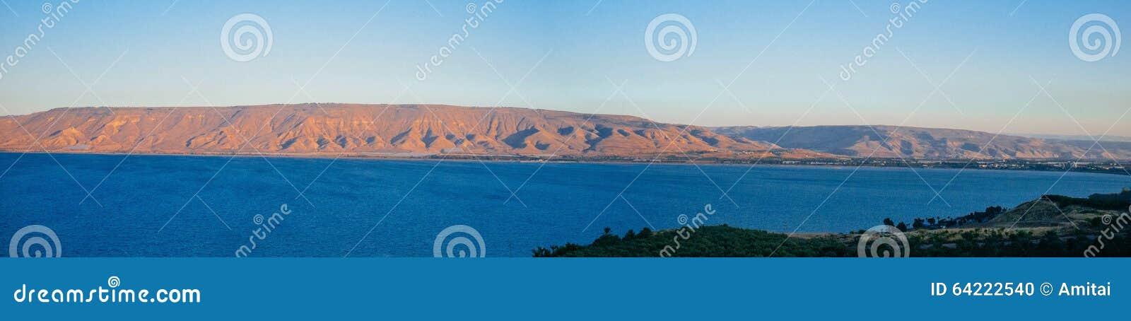 Série de la Terre Sainte - mer de Galilee#3