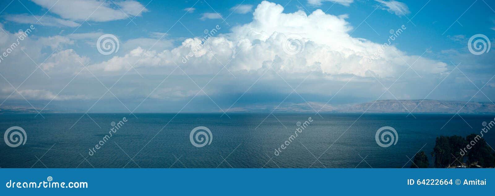 Série de la Terre Sainte - mer de Galilee#1