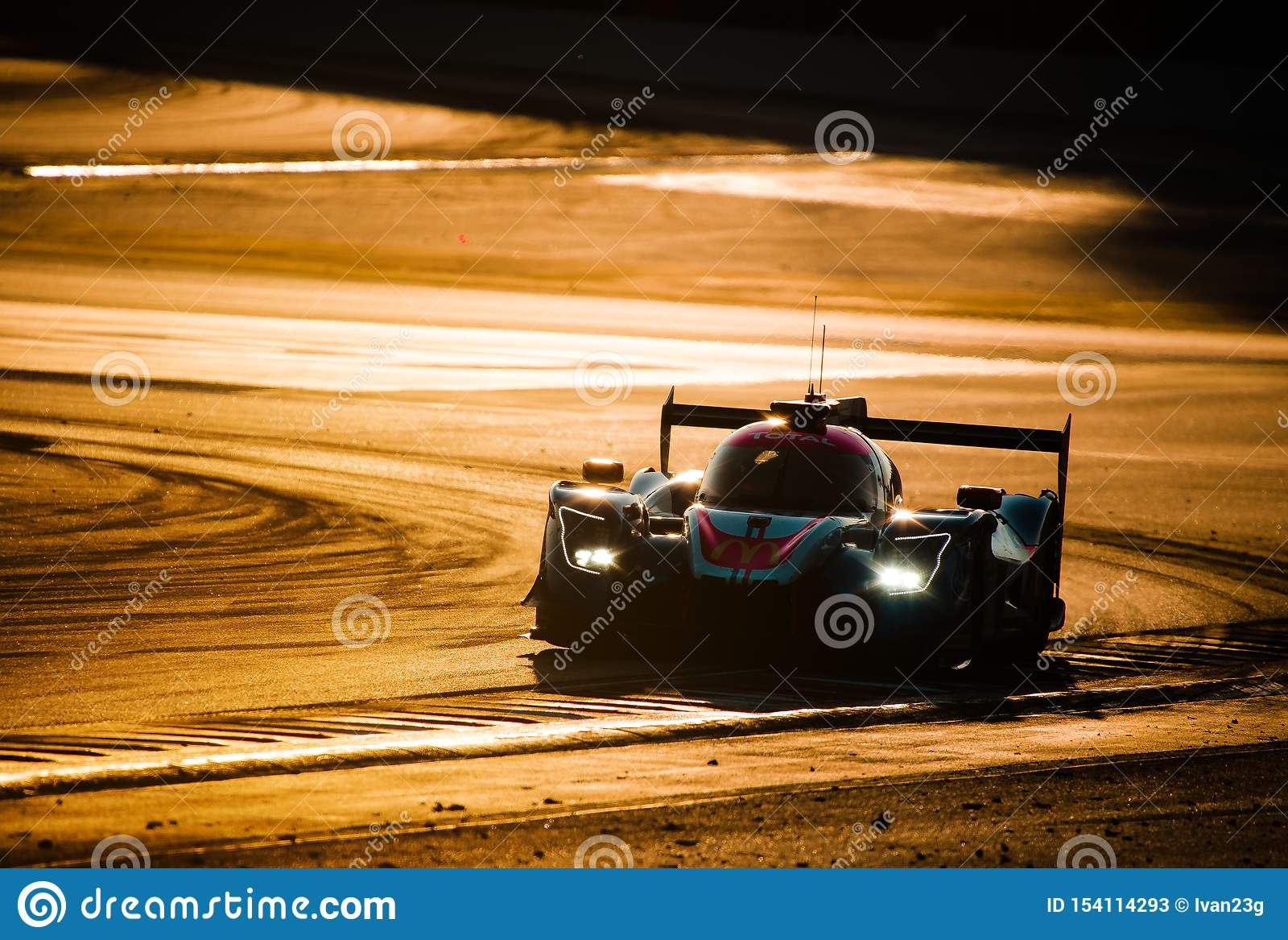 Série de Le Mans do europeu - 4Hours de Barcelona