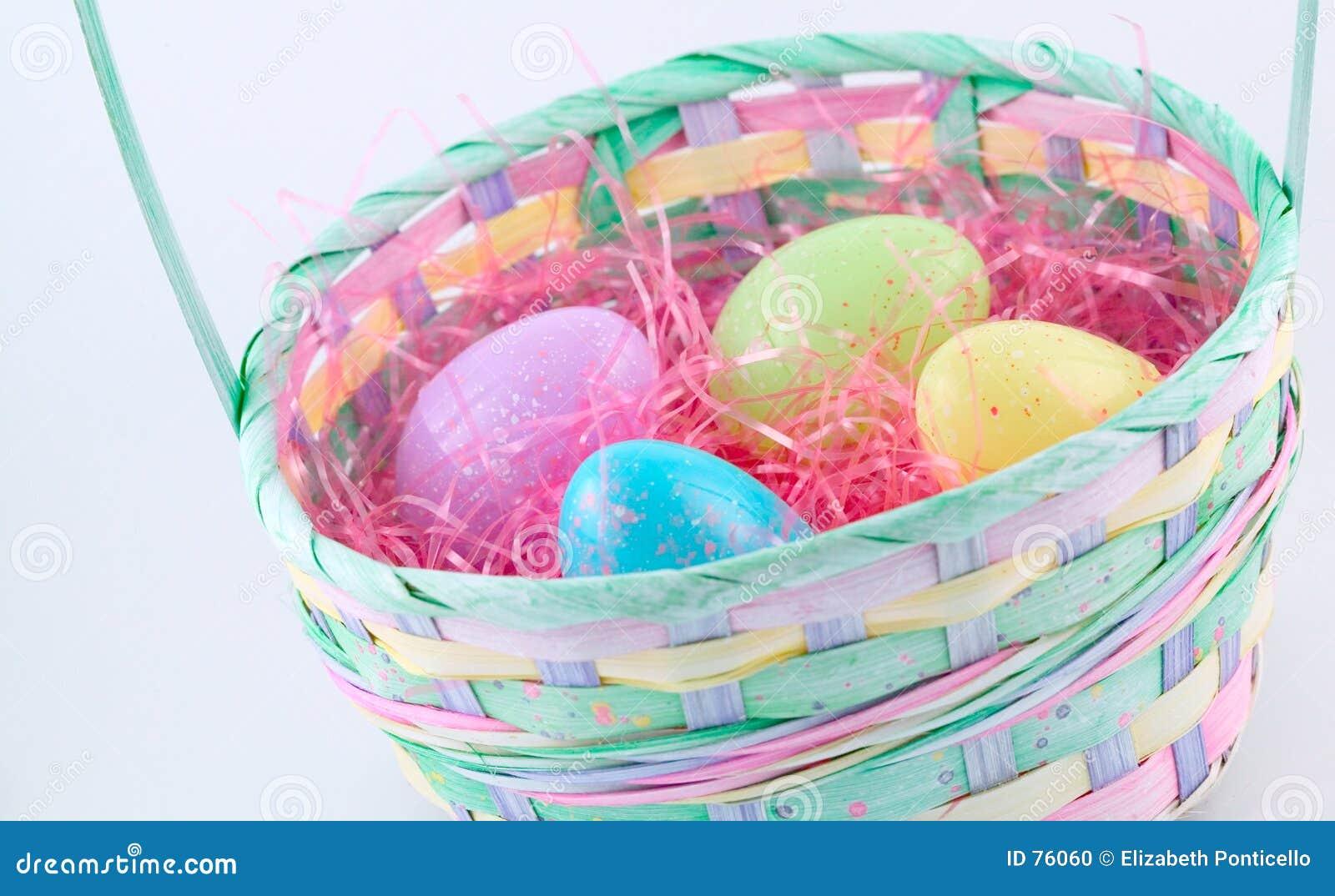 Série de Pâques - panier 1