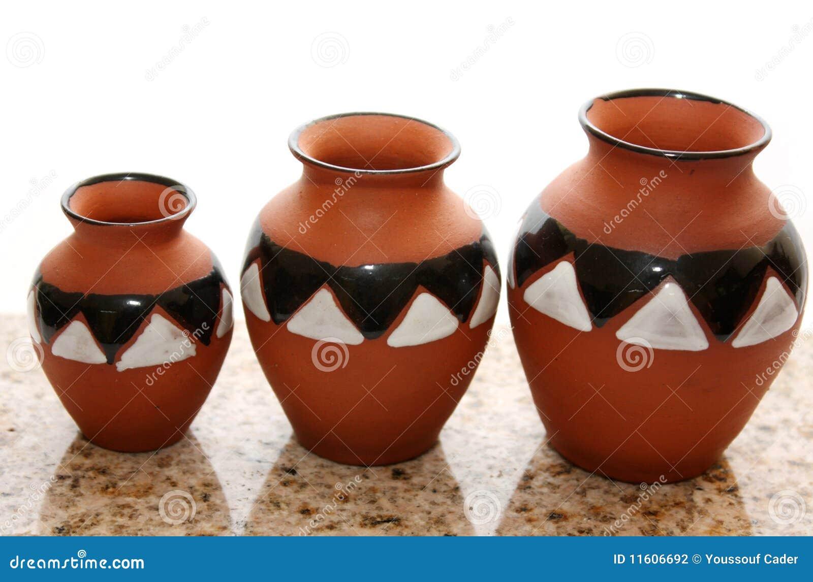 Série de poterie