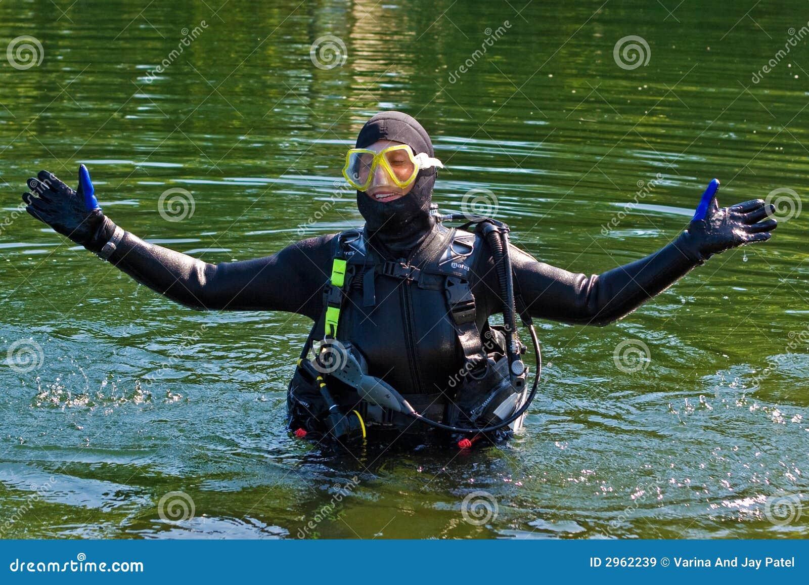 Série do mergulhador