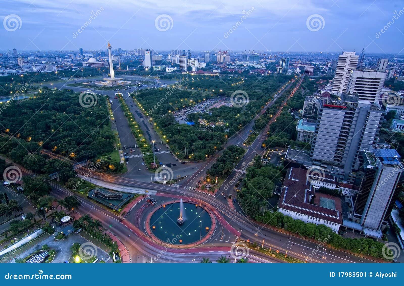 Símbolo de Jakarta