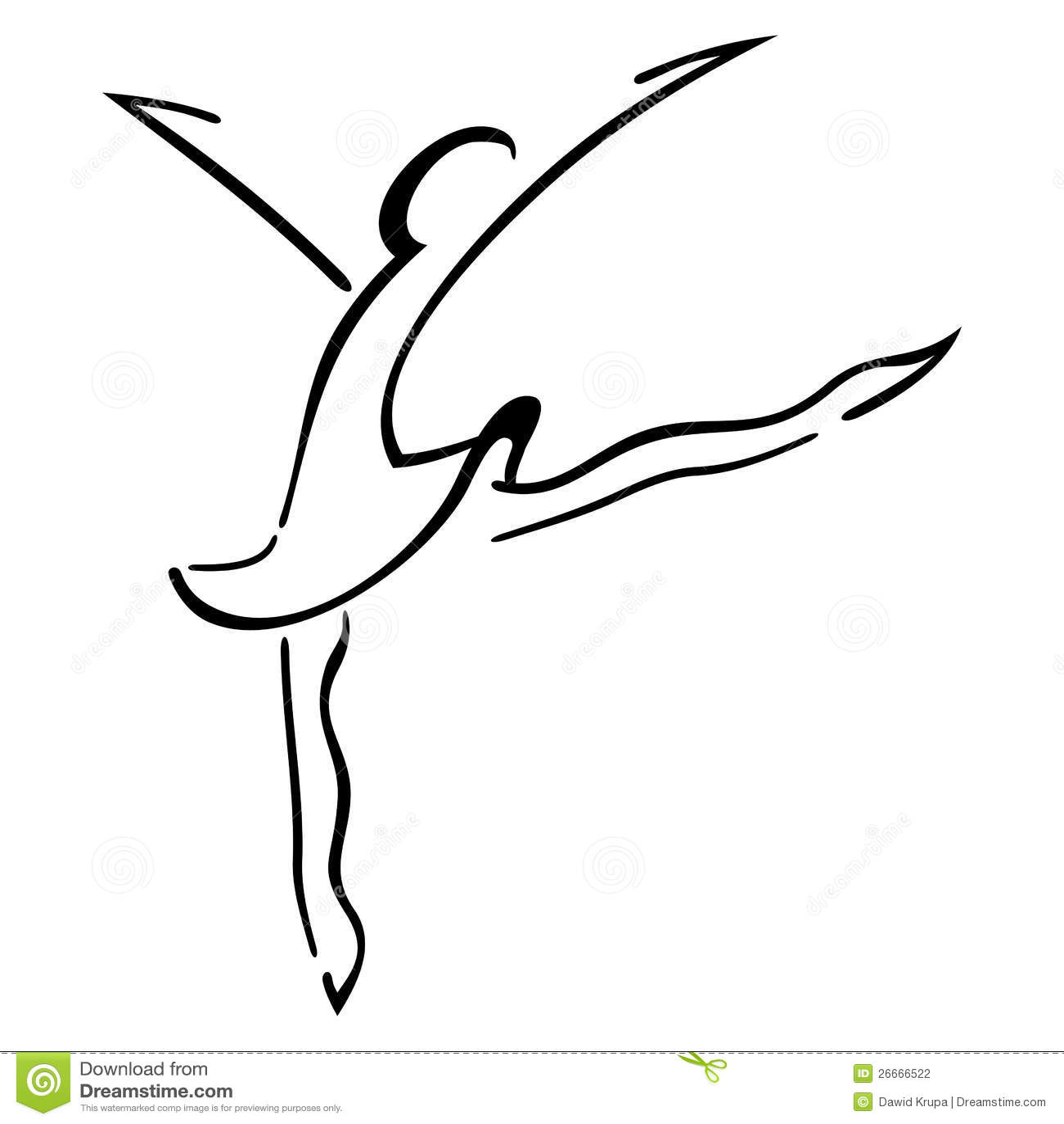 Símbolo de la danza