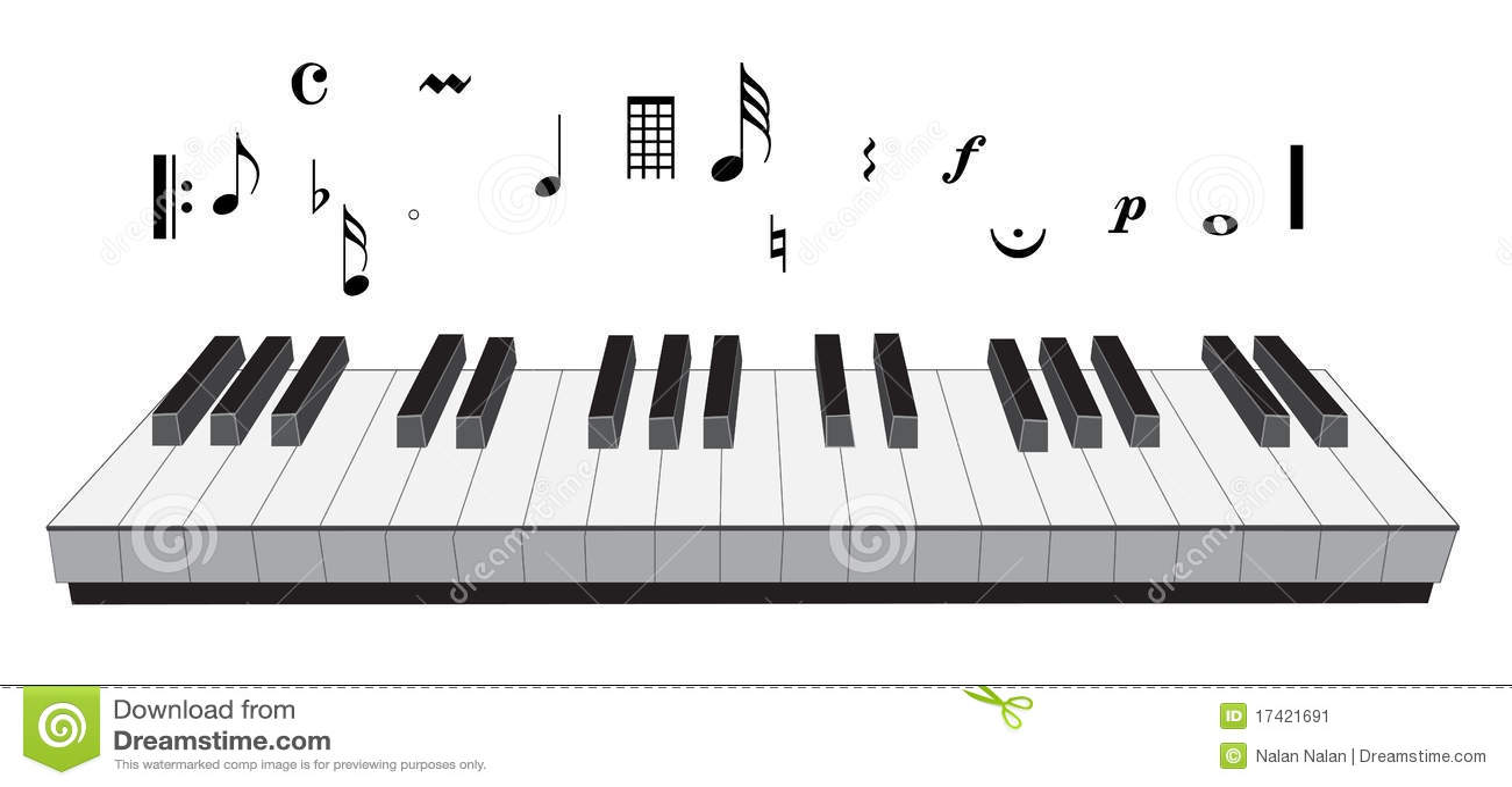 Que Representan Musica Simbolos Para Teclado Wwwimagenesmycom