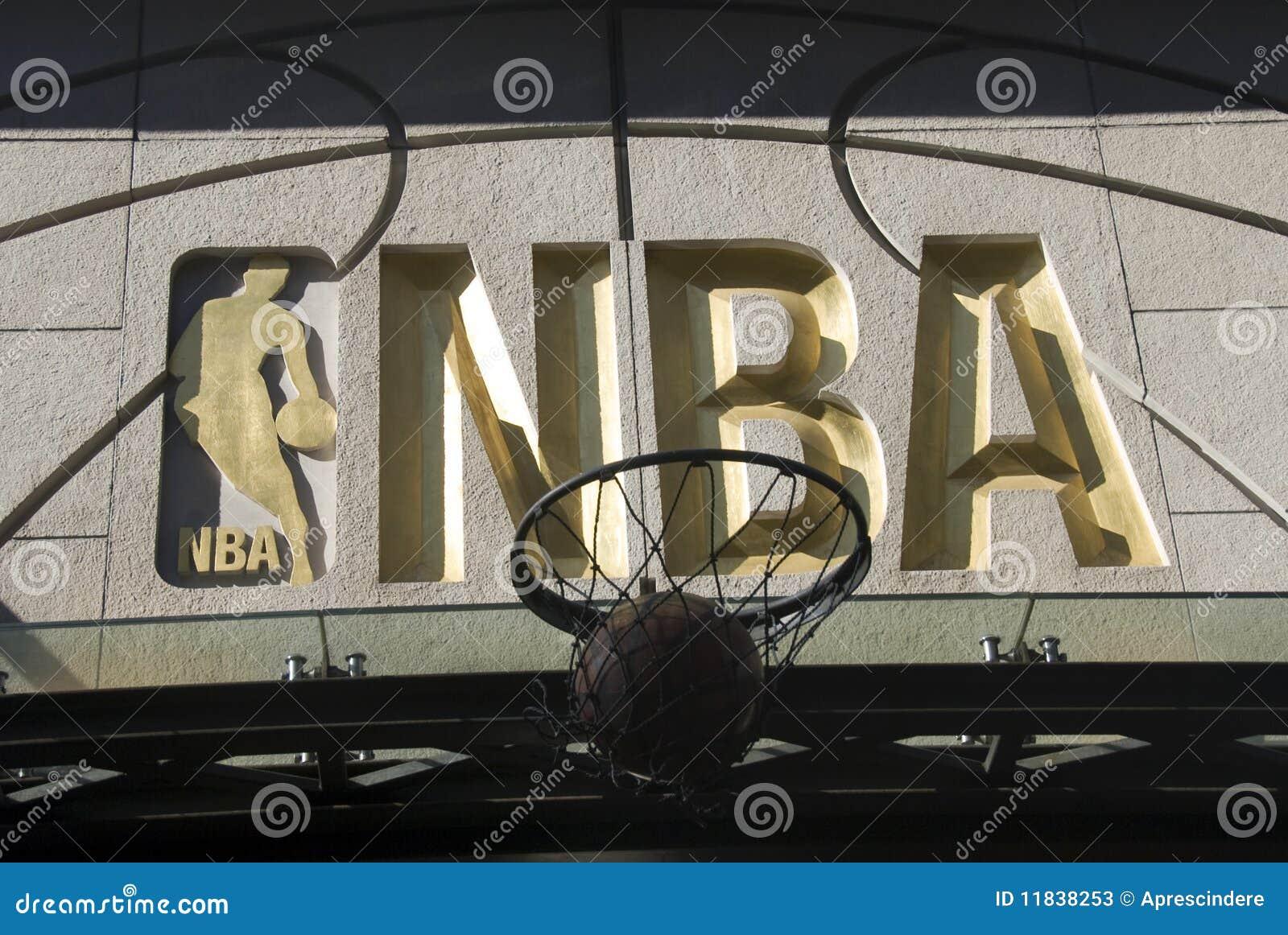 Símbolo de NBA