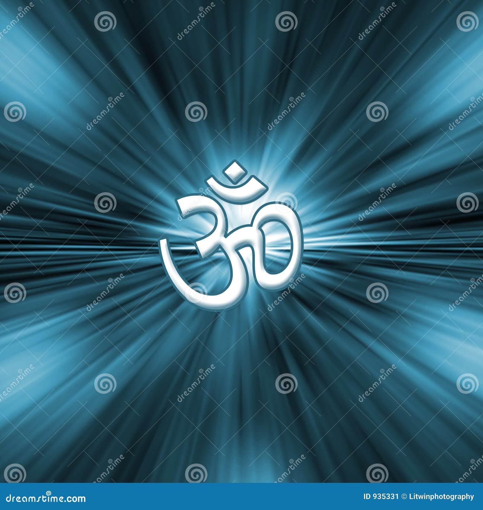 Símbolo de OM - yoga