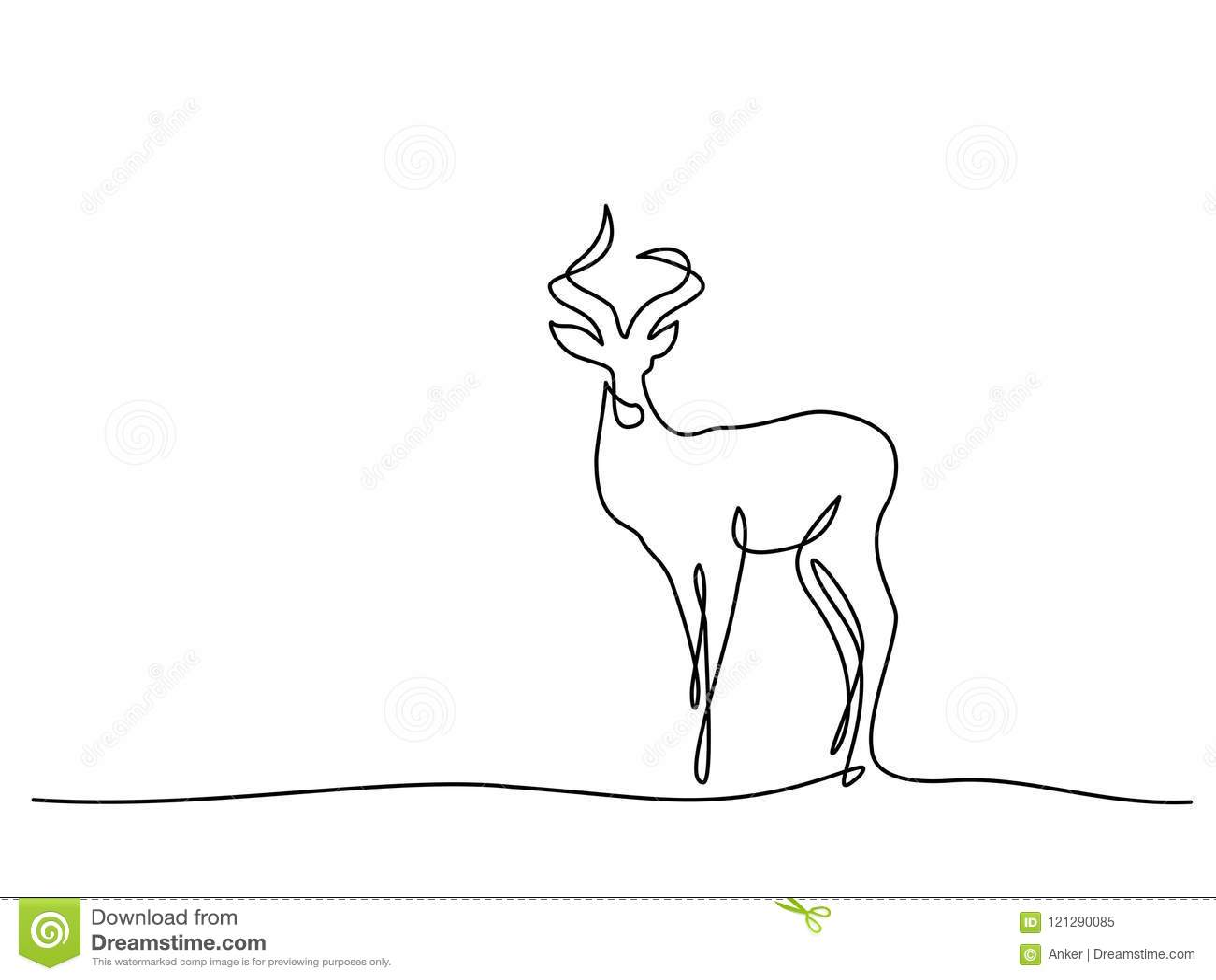 Símbolo de passeio da impala
