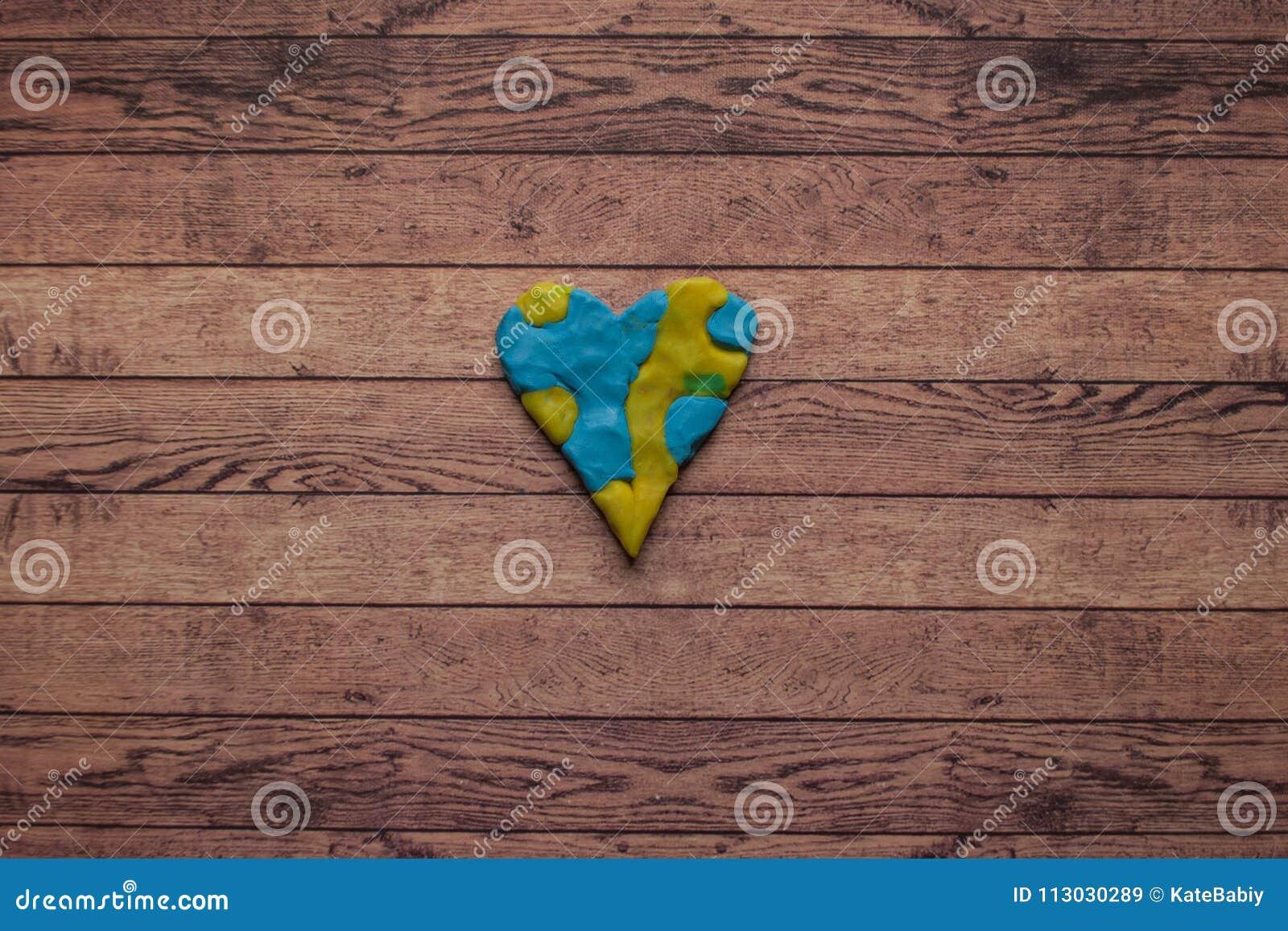 Símbolo del día de Síndrome de Down del mundo