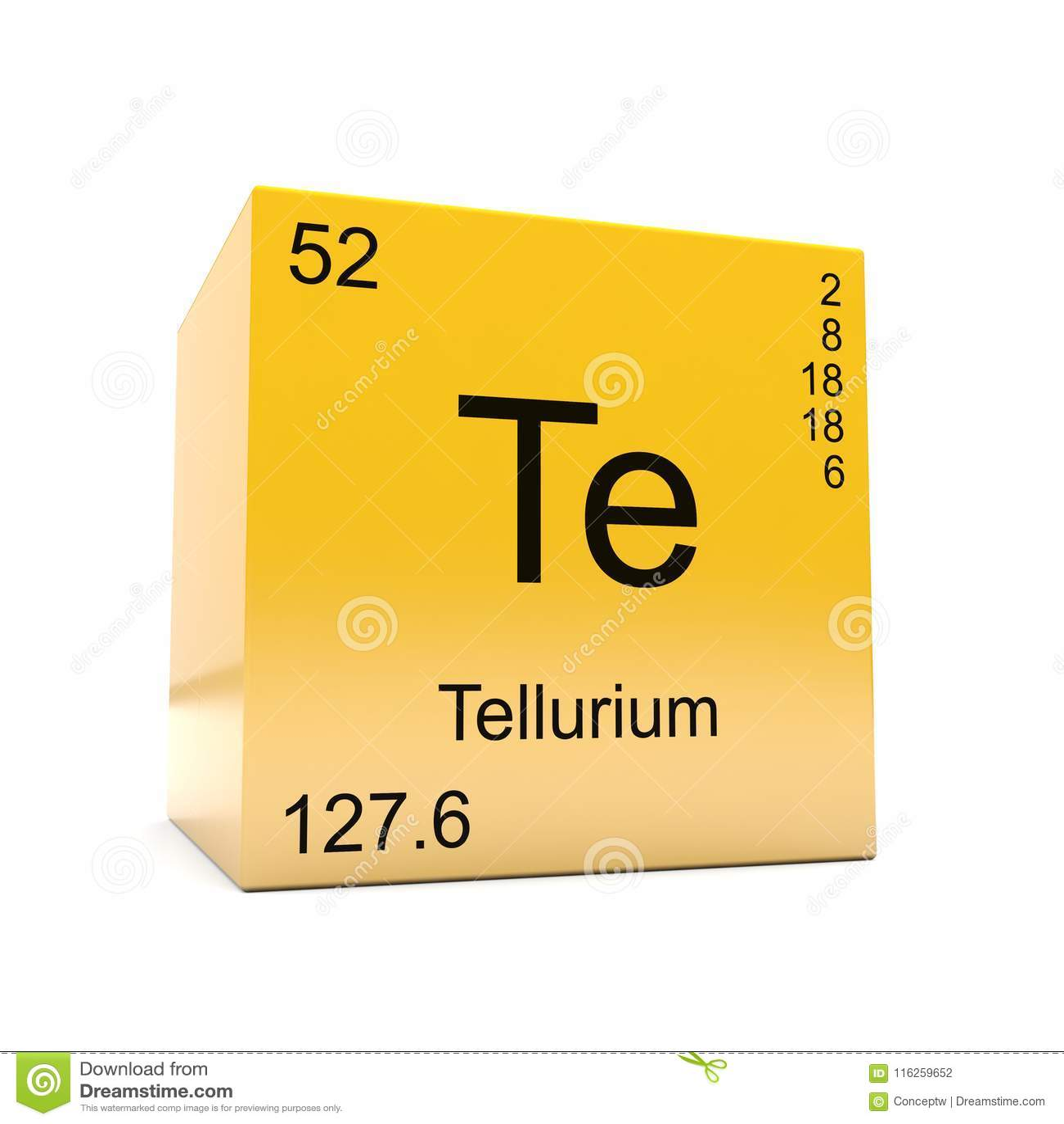 Smbolo del elemento qumico del telurio de la tabla peridica stock download smbolo del elemento qumico del telurio de la tabla peridica stock de ilustracin ilustracin urtaz Gallery