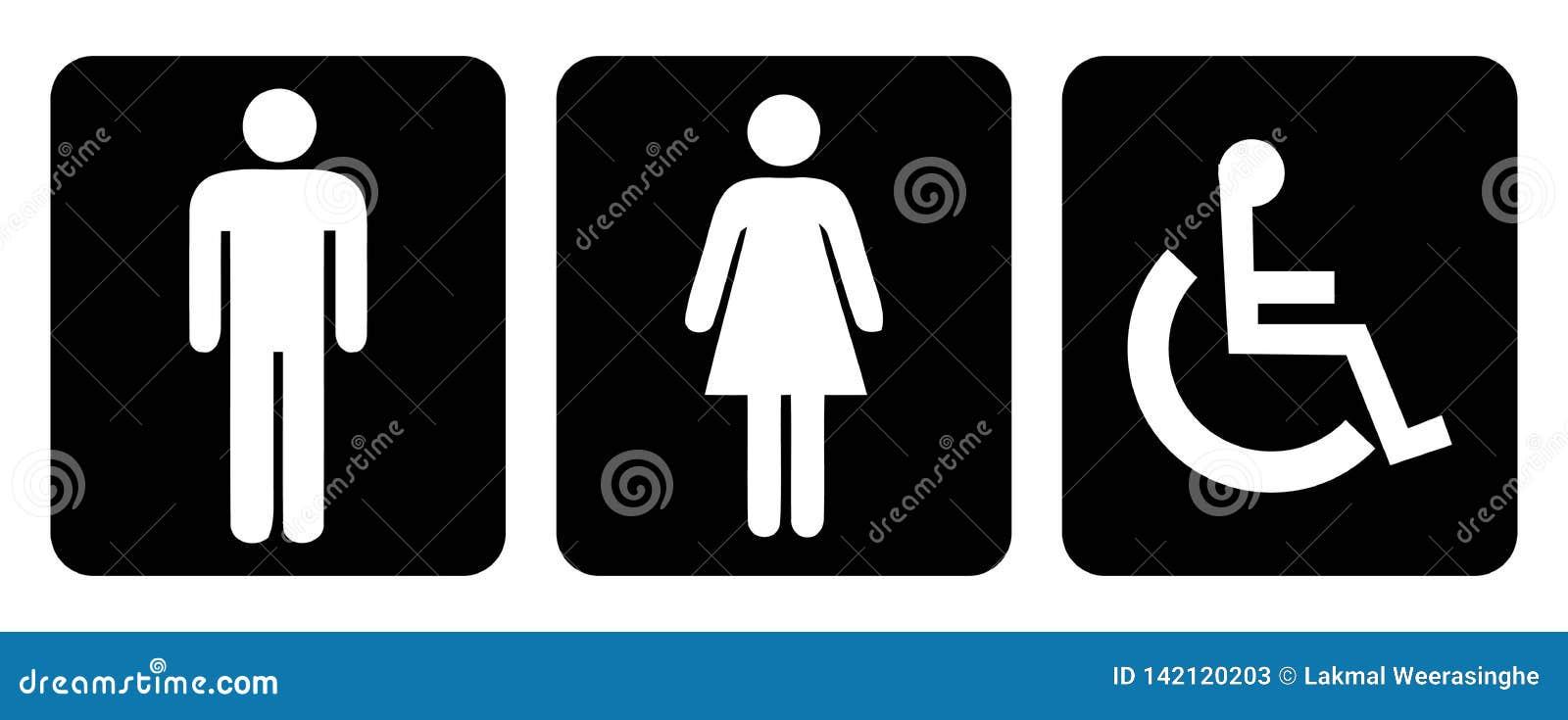 Símbolo del sitio y del lavabo de lavado en el dibujo negro del fondo por el ejemplo