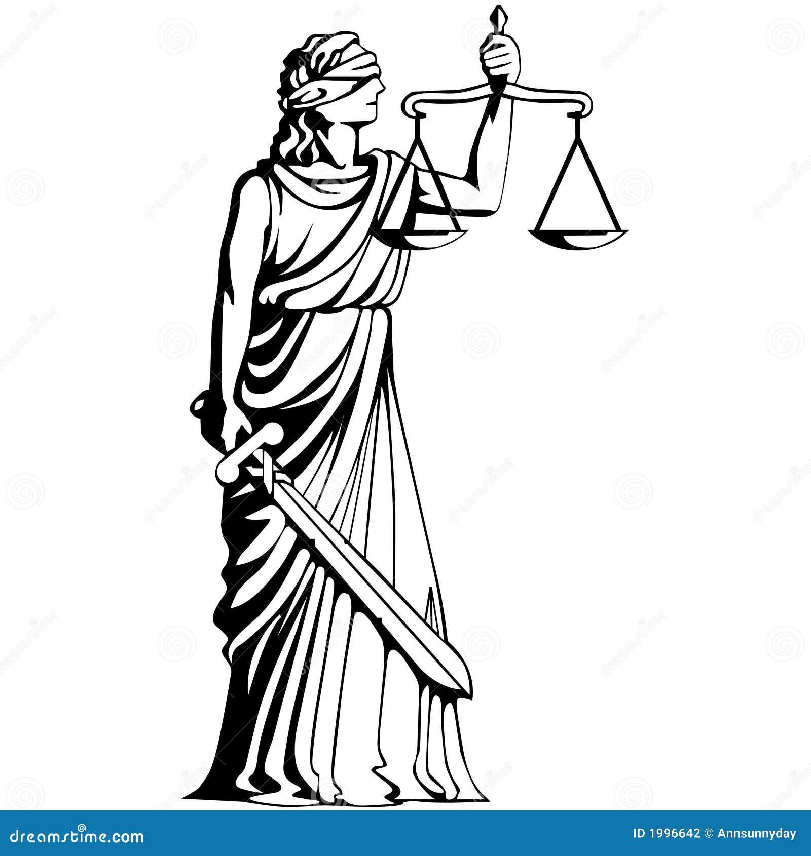 Símbolo do julgamento