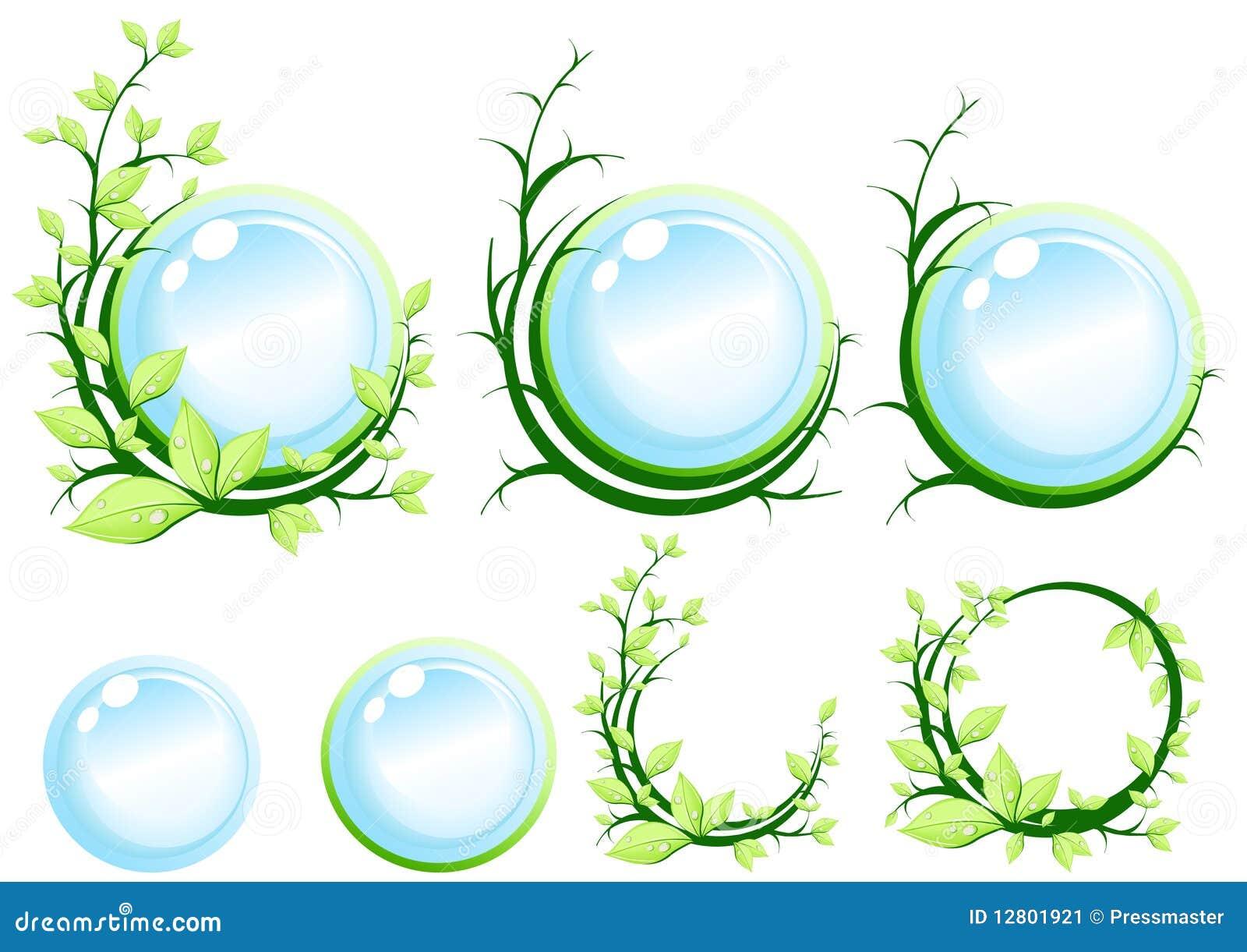 Símbolo verde