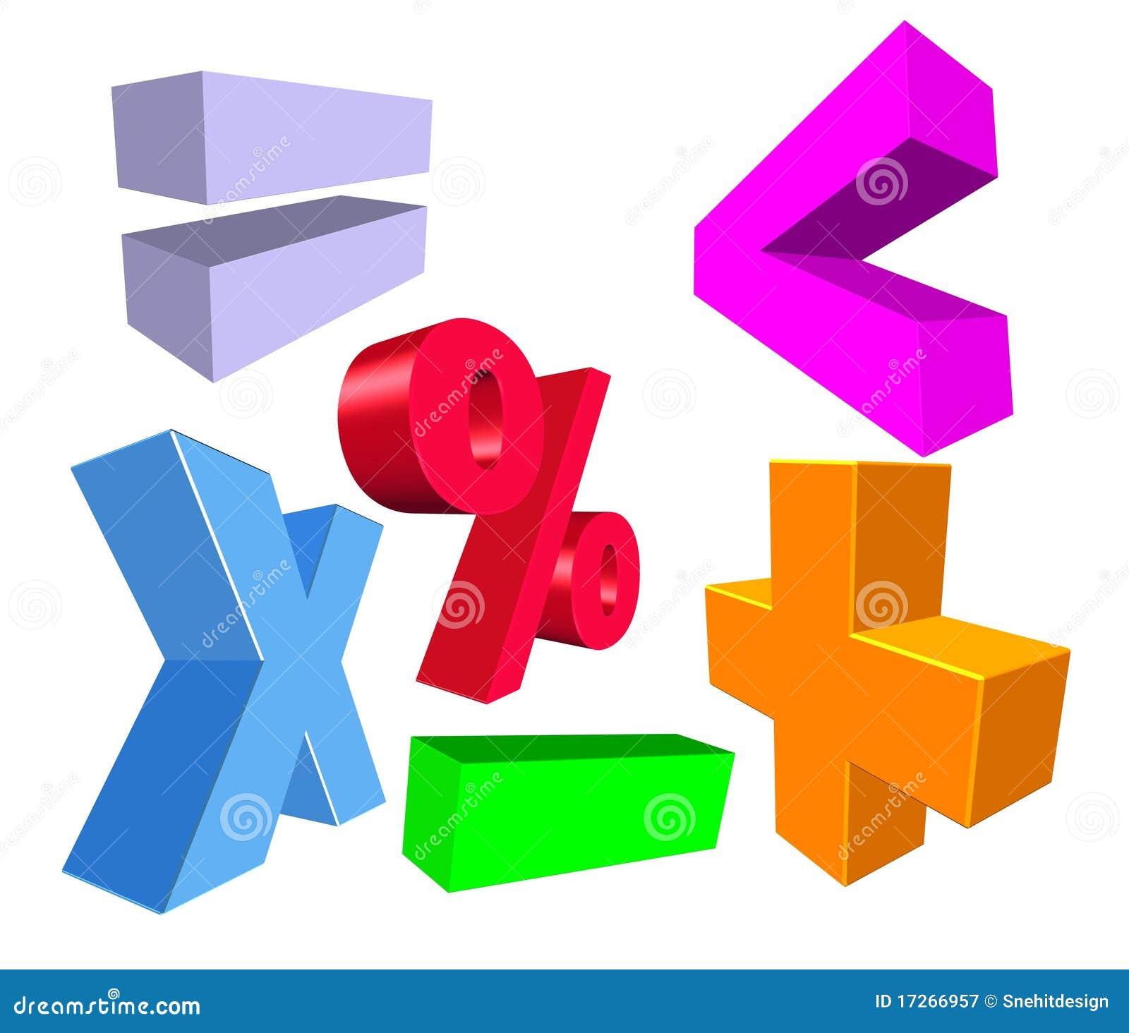 Clip Art Images Maths
