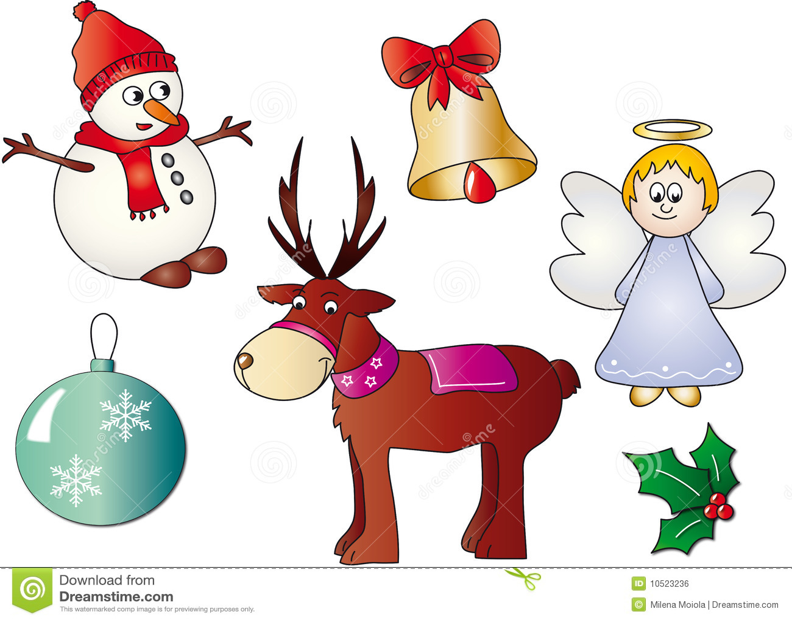 s mbolos de la navidad