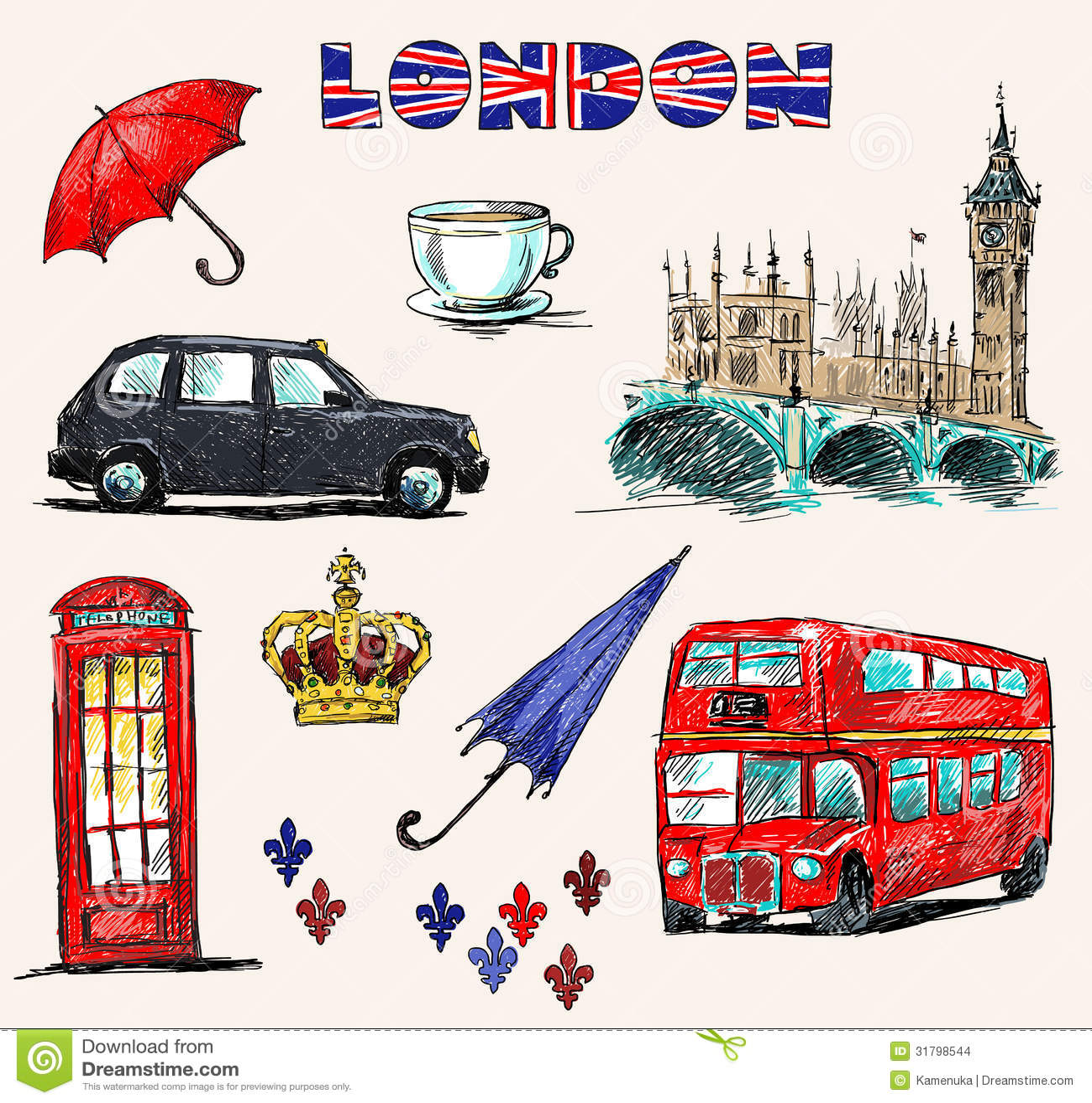 Bandera De Inglaterra Para Colorear Imagui - Dibujo Bandera Inglesa ...
