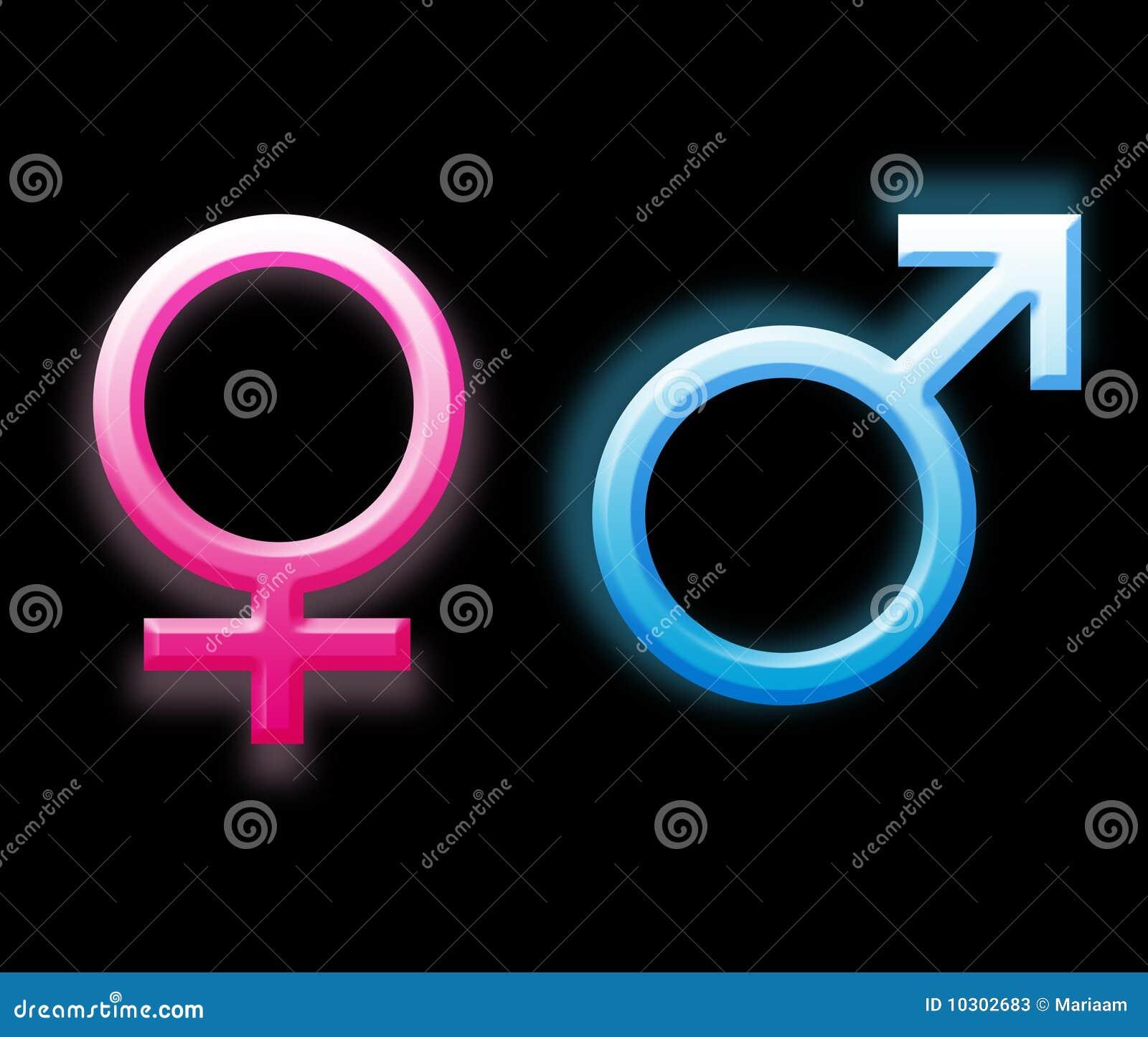 Símbolos del género