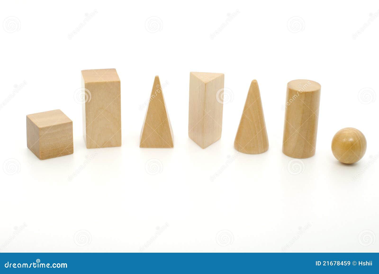 Sólidos da geometria
