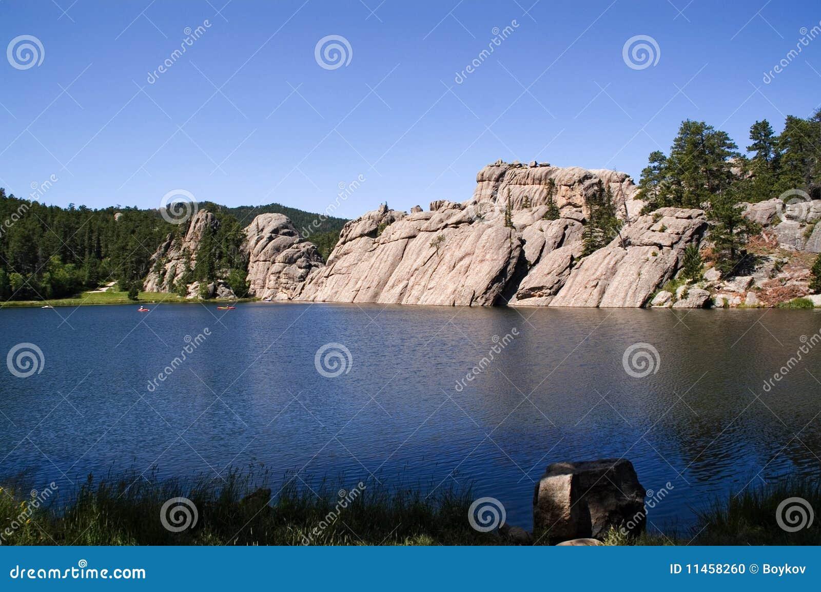 Söder sylvan dakota lake