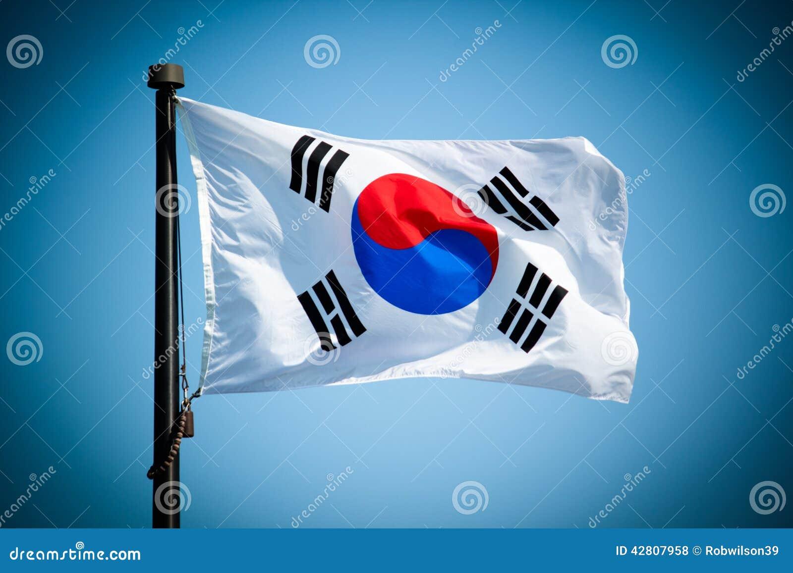 Södra flaggakorean
