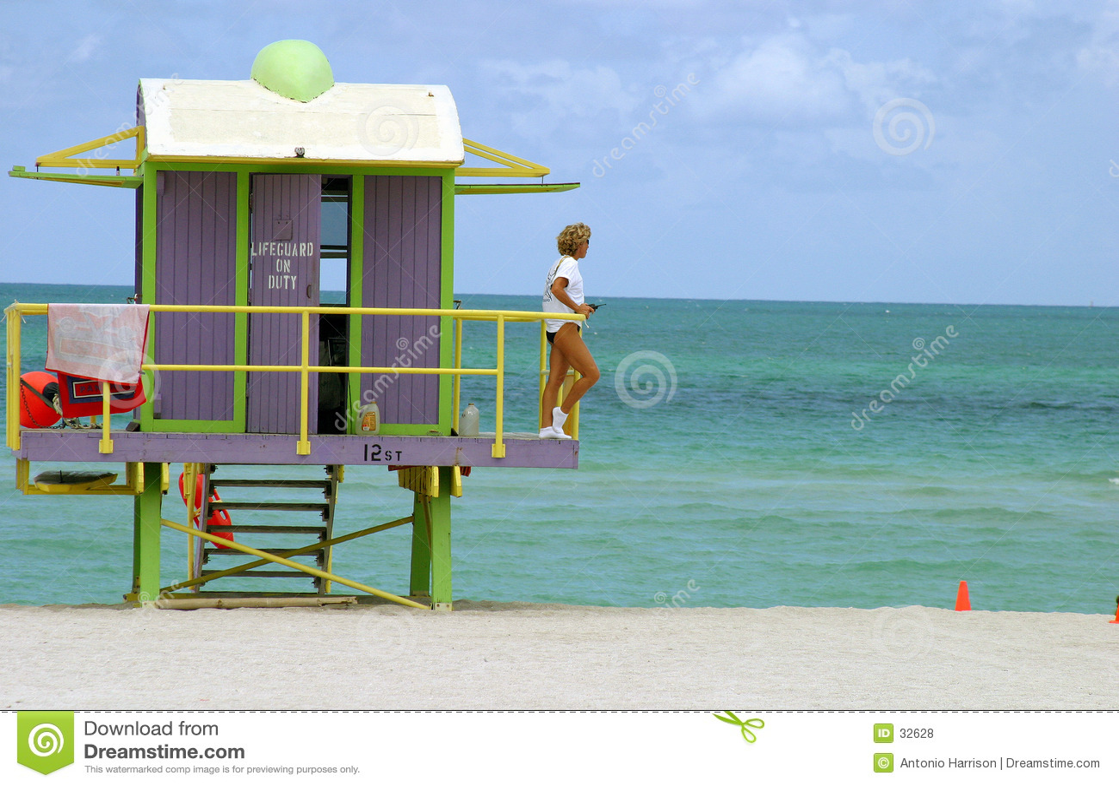 Södra strandguard
