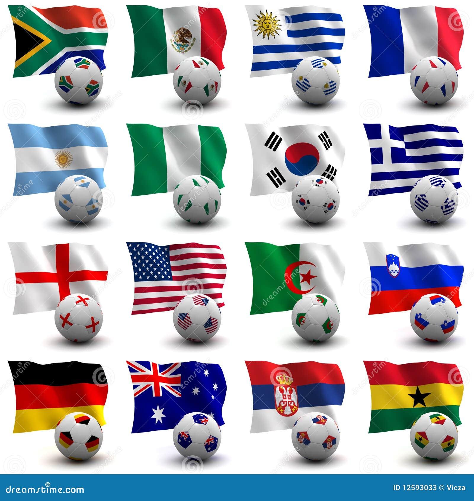 Södra värld 2010 för africa koppfotboll