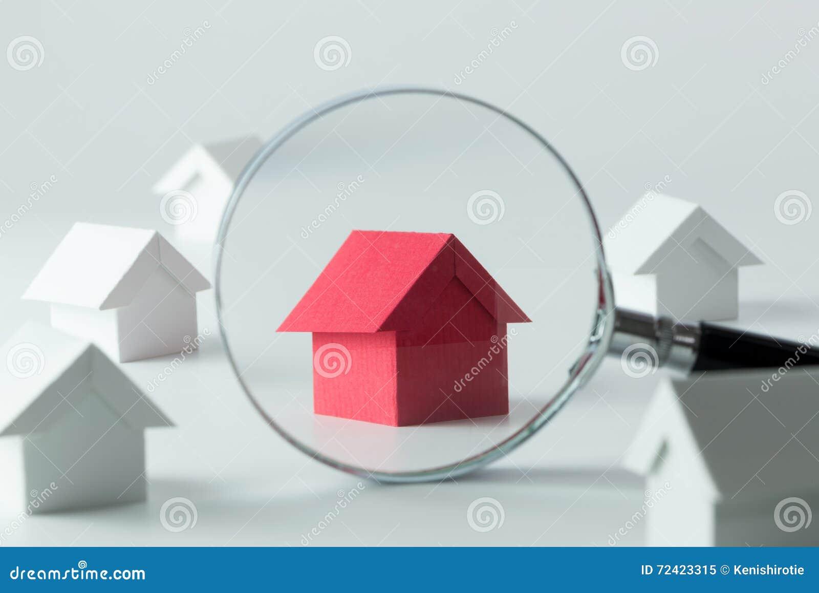 Sökande för hus