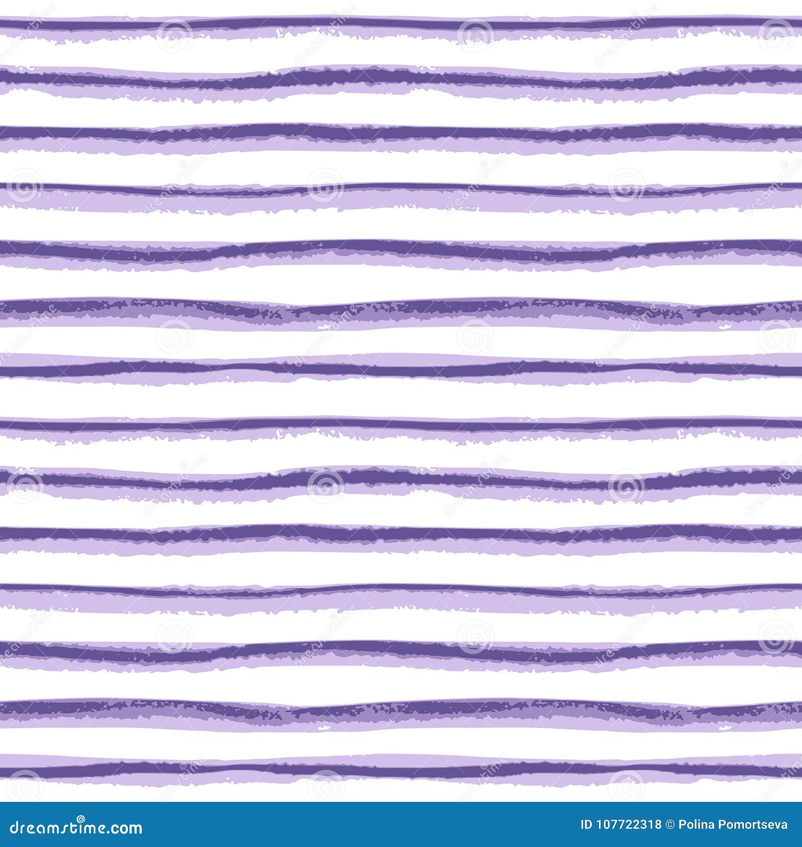 Sömlös dragen bandtextur för färgpulver hand på vit bakgrund