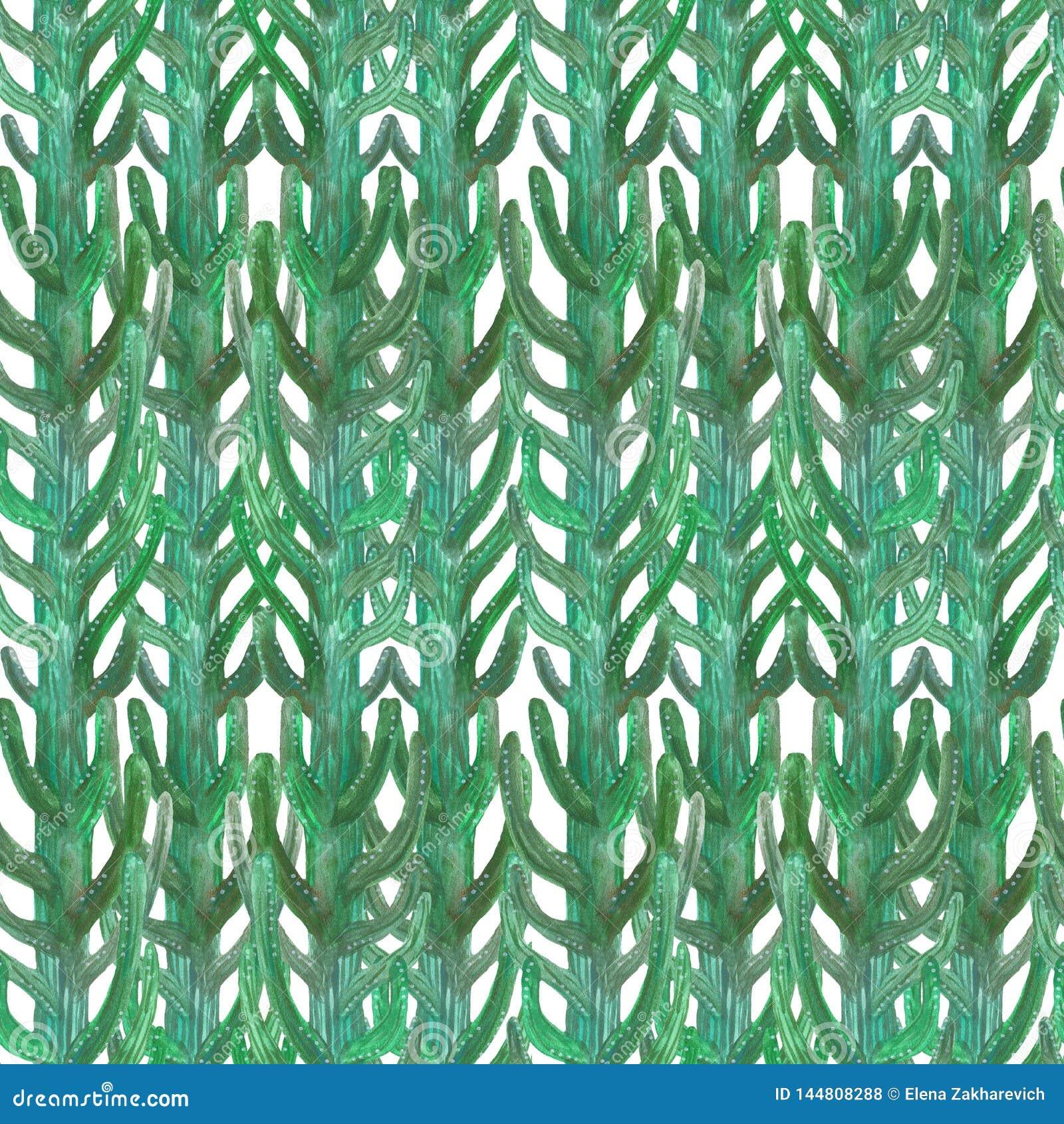 Sömlös modell för gouachegräsplankakturs