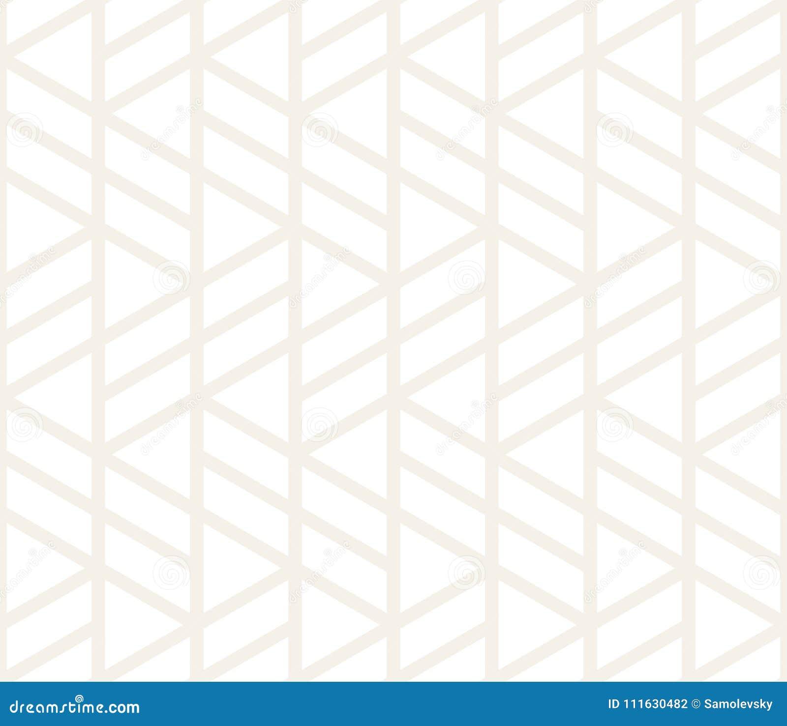 Sömlös subtil modell för vektor Modern stilfull abstrakt textur Upprepa geometriska tegelplattor