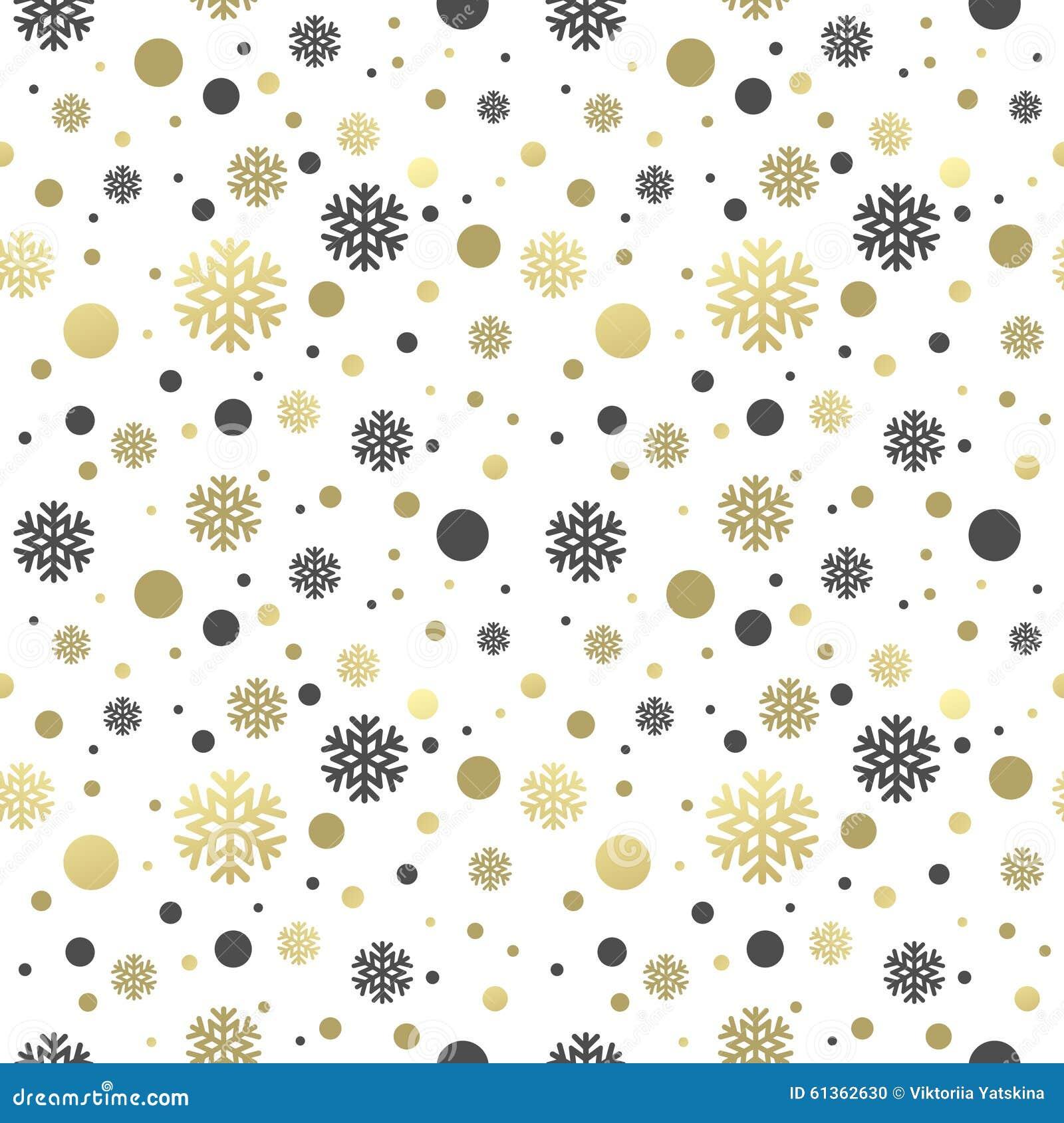 Sömlös Tapet För Vit Jul Med Svart Och Vektor Illustrationer ... : tapet stjärnor : Inredning