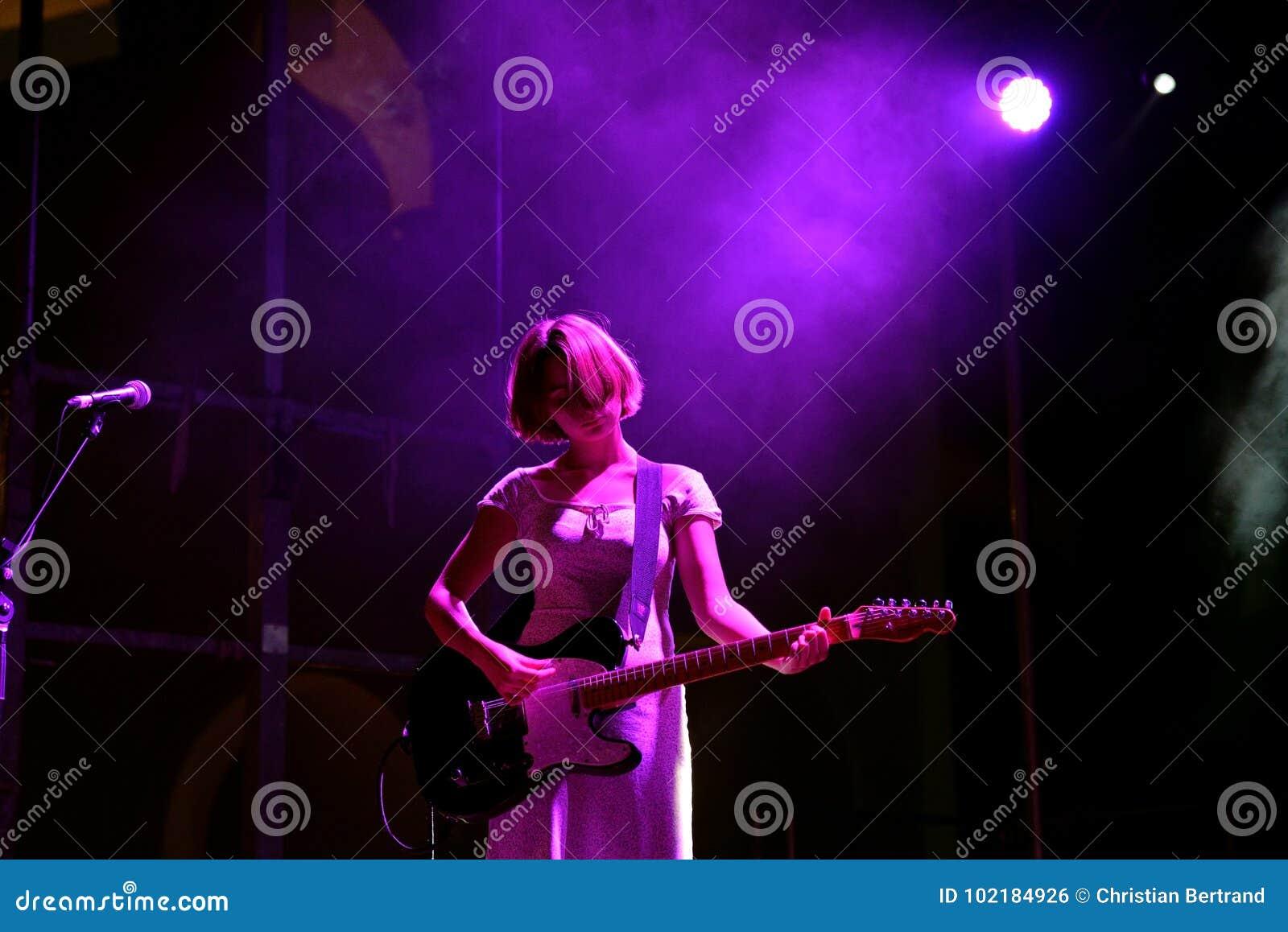 Sörja musikbandet i konsert på BAM Festival