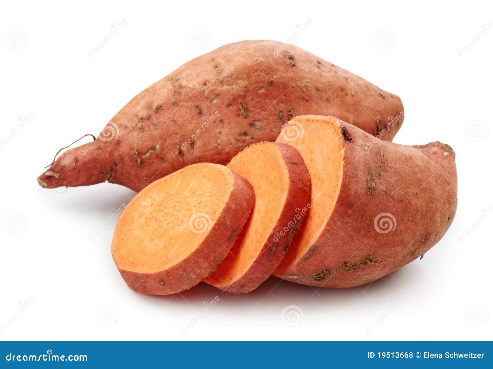 Söt potatis