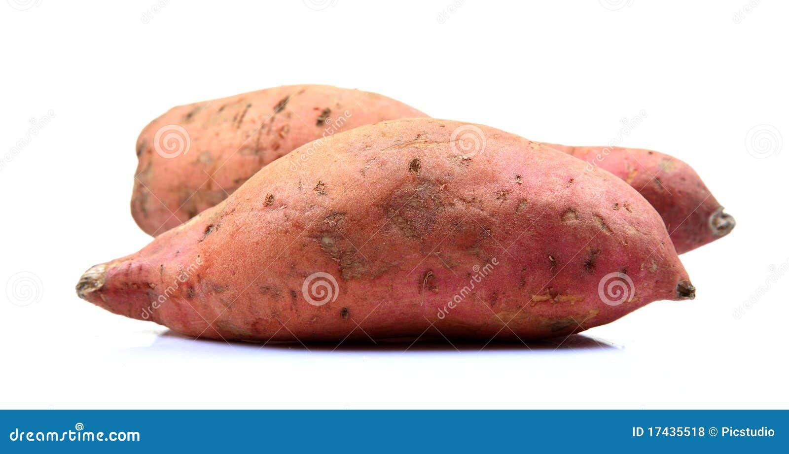 Söta potatisar