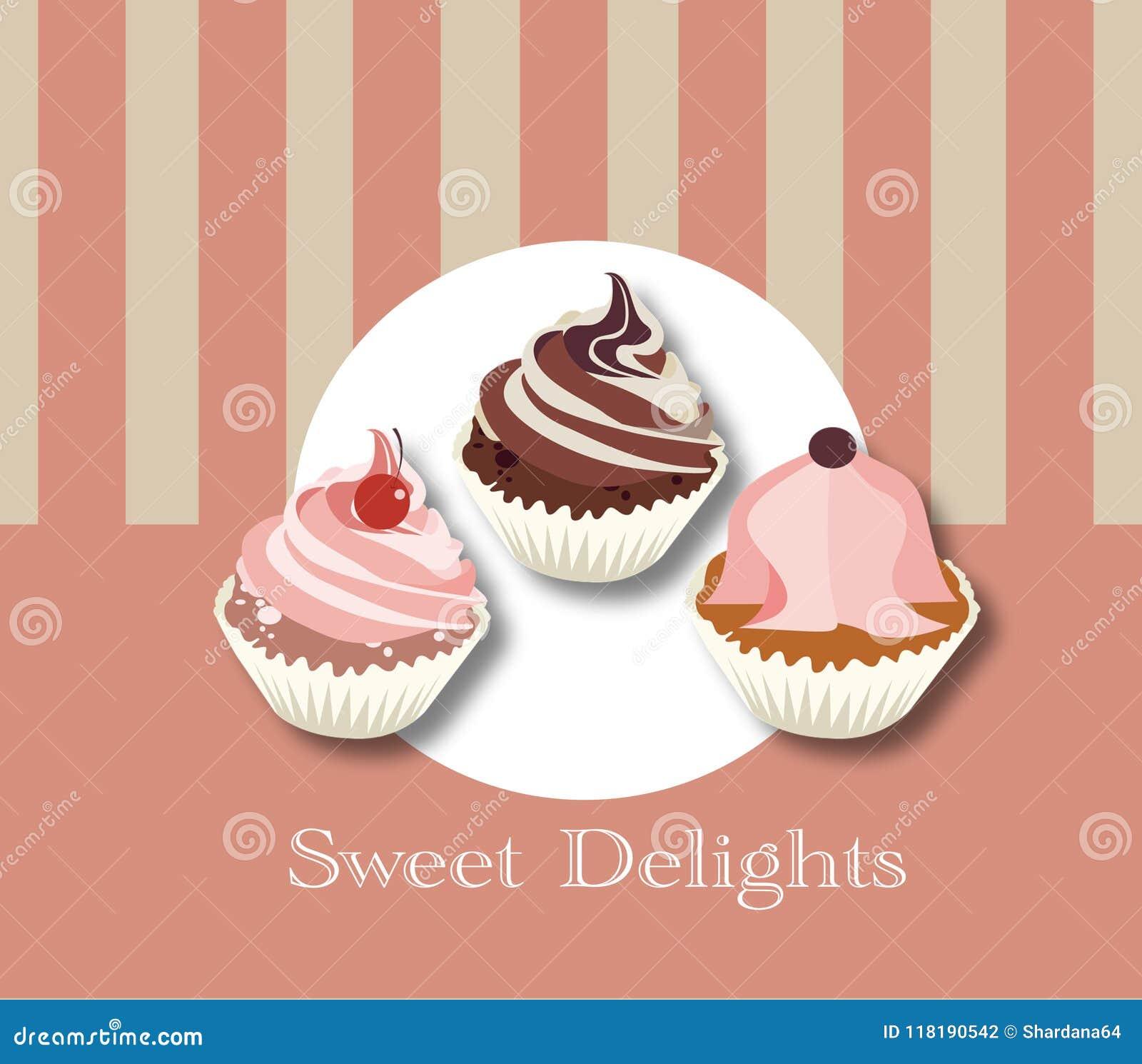 Süße Freuden für Momente von Weichheit