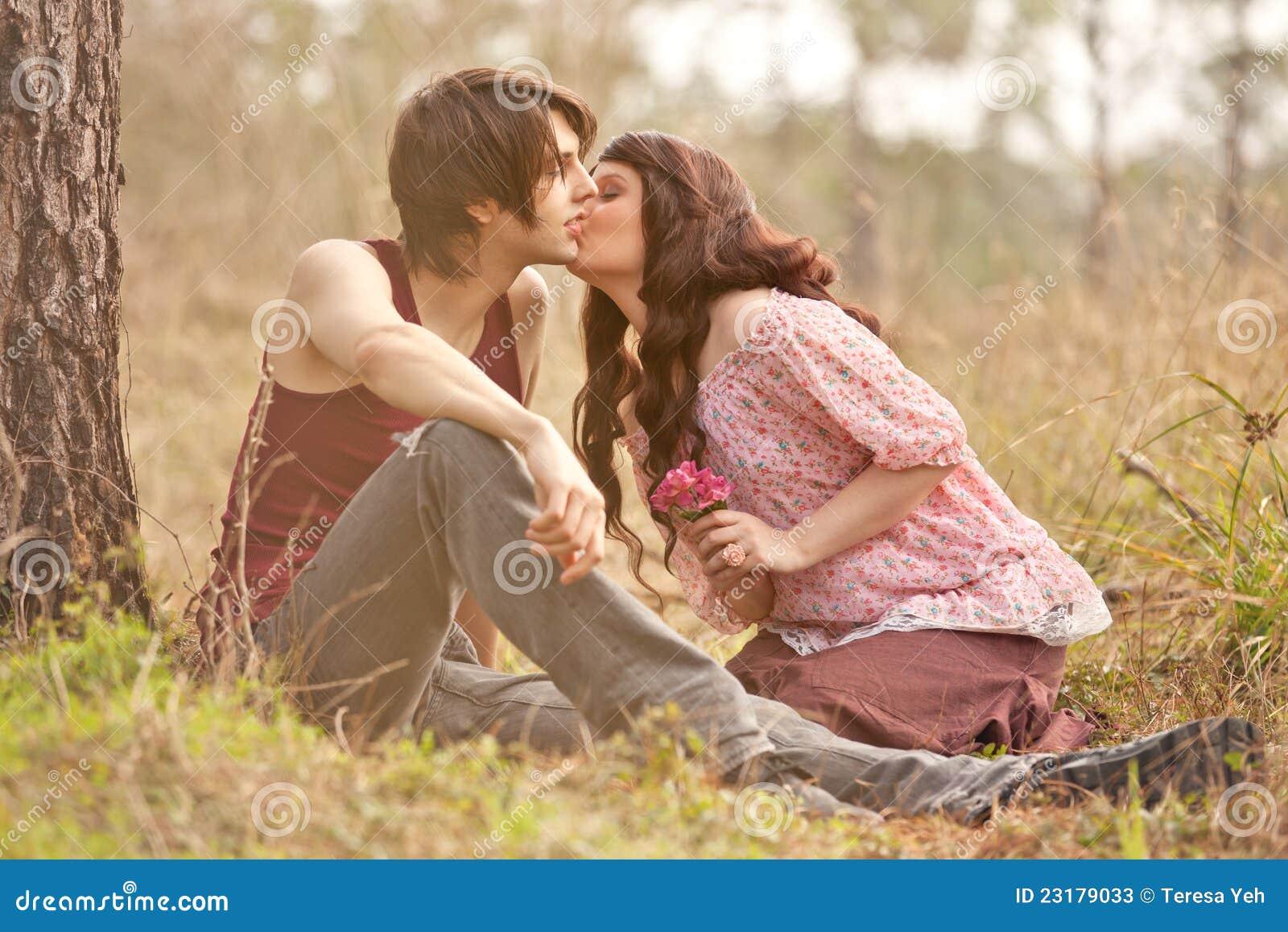 Süß flirten
