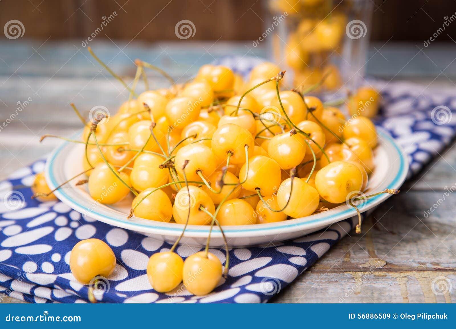 Süße Kirsche