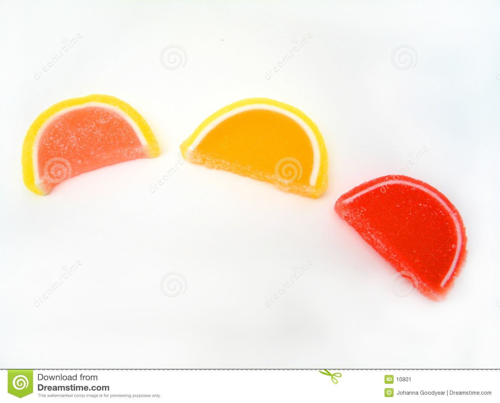 Süßigkeit-Scheiben
