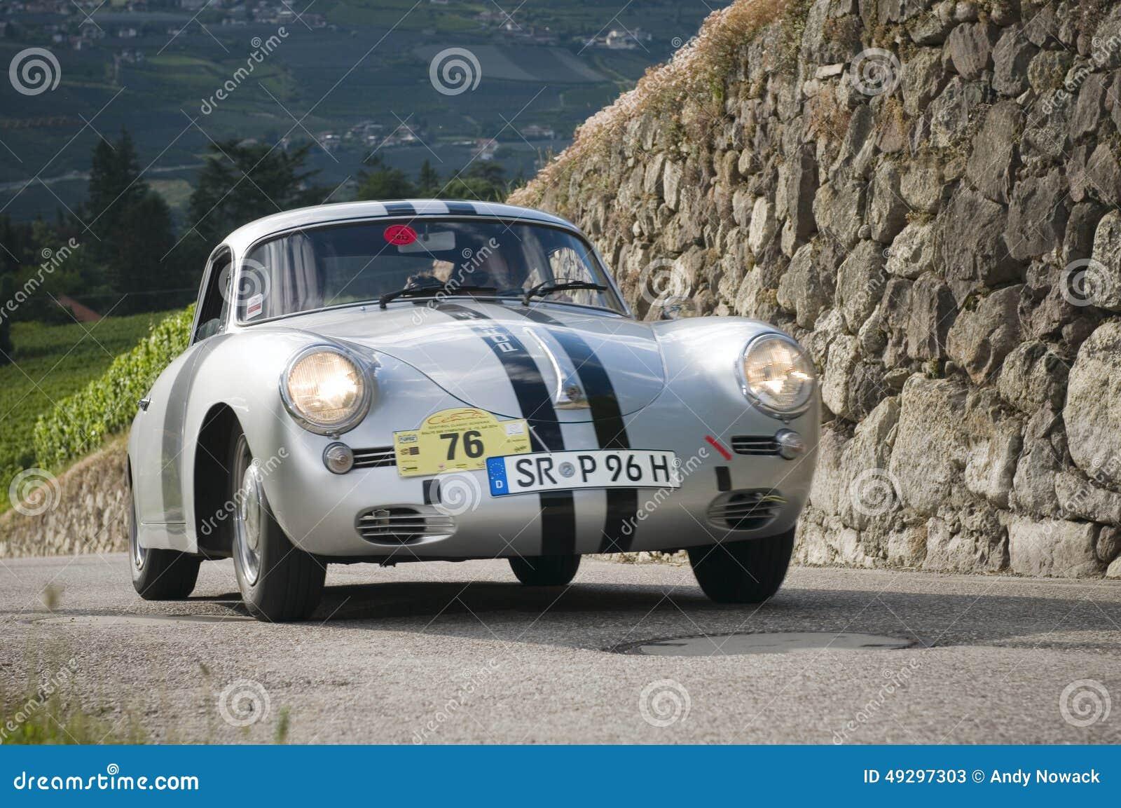 Süd- Tirol klassisches cars_2014_Porsche 356 Super-90