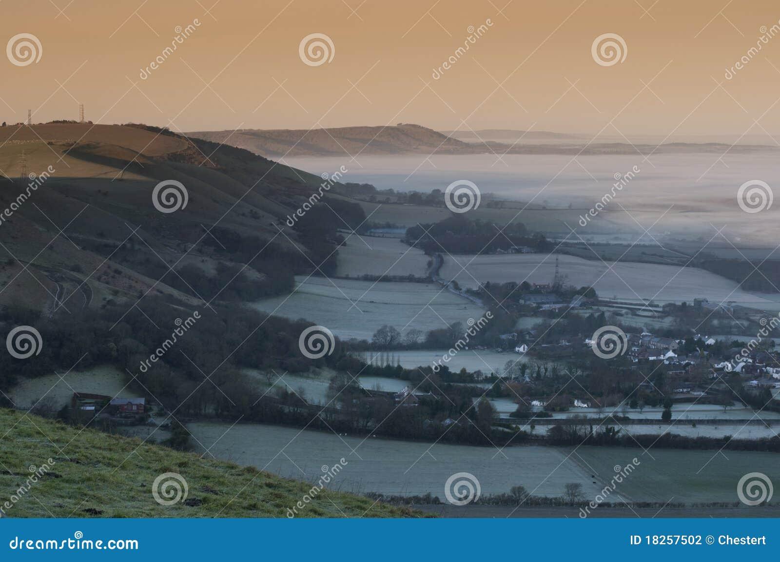 Südabstiege Sussex