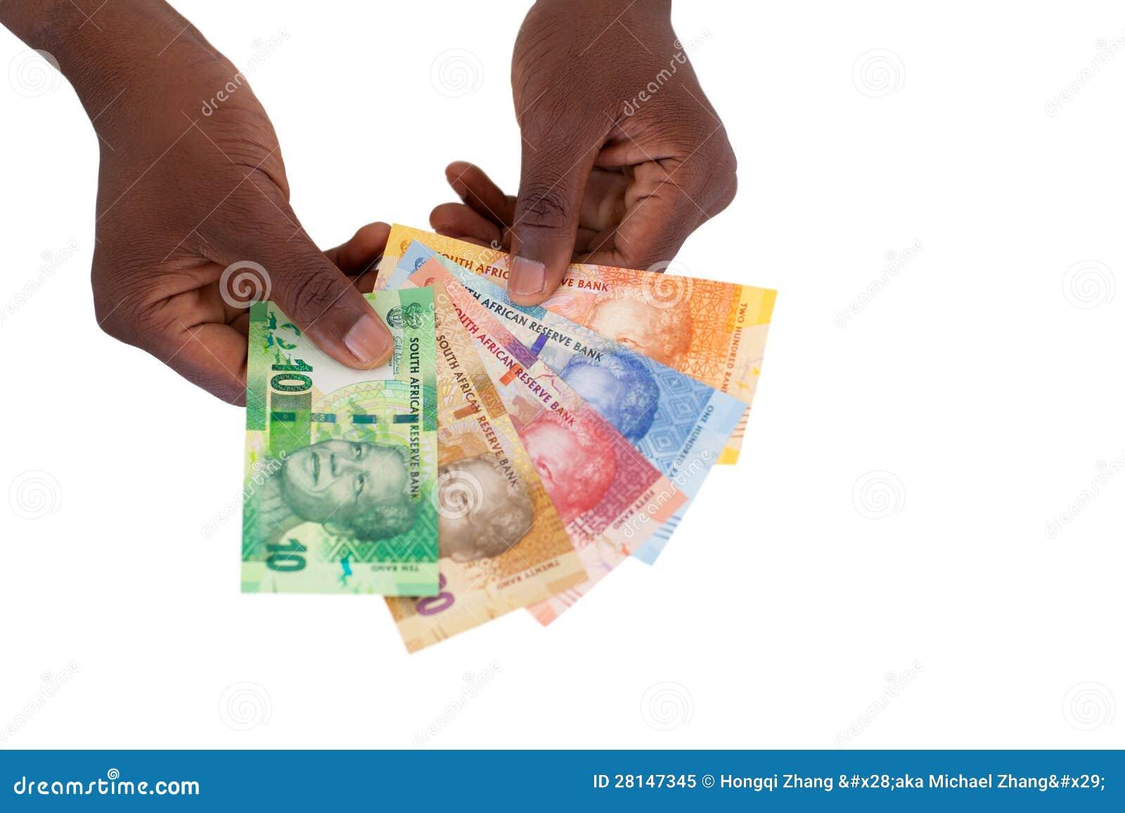 Südafrikanische Banknoten