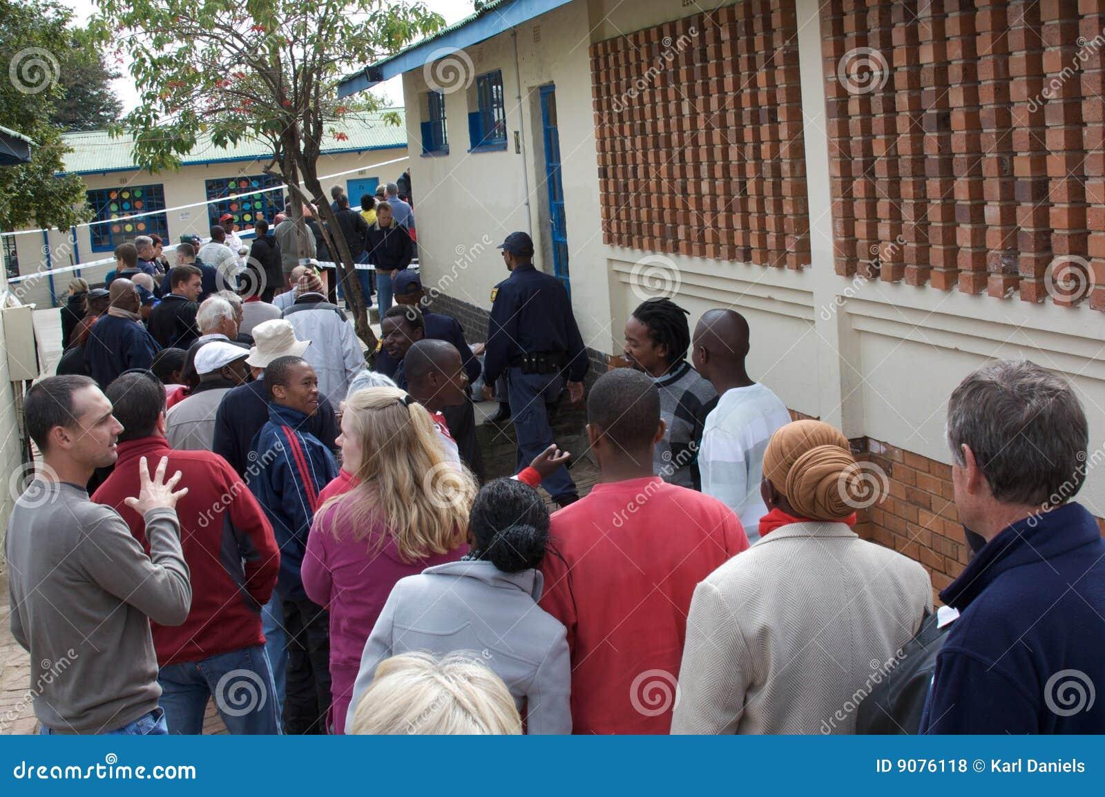 Südafrikanische Parlamentswahlen 2009
