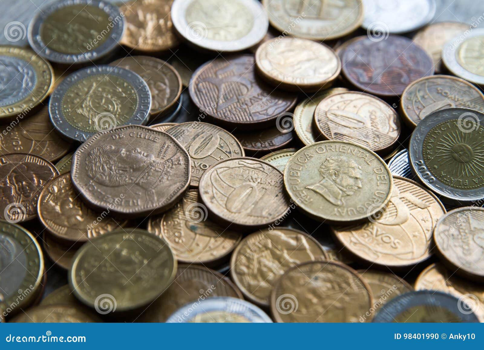 Sdamerikanische mnzen stockfoto bild von peru geld 98401990 download comp thecheapjerseys Images