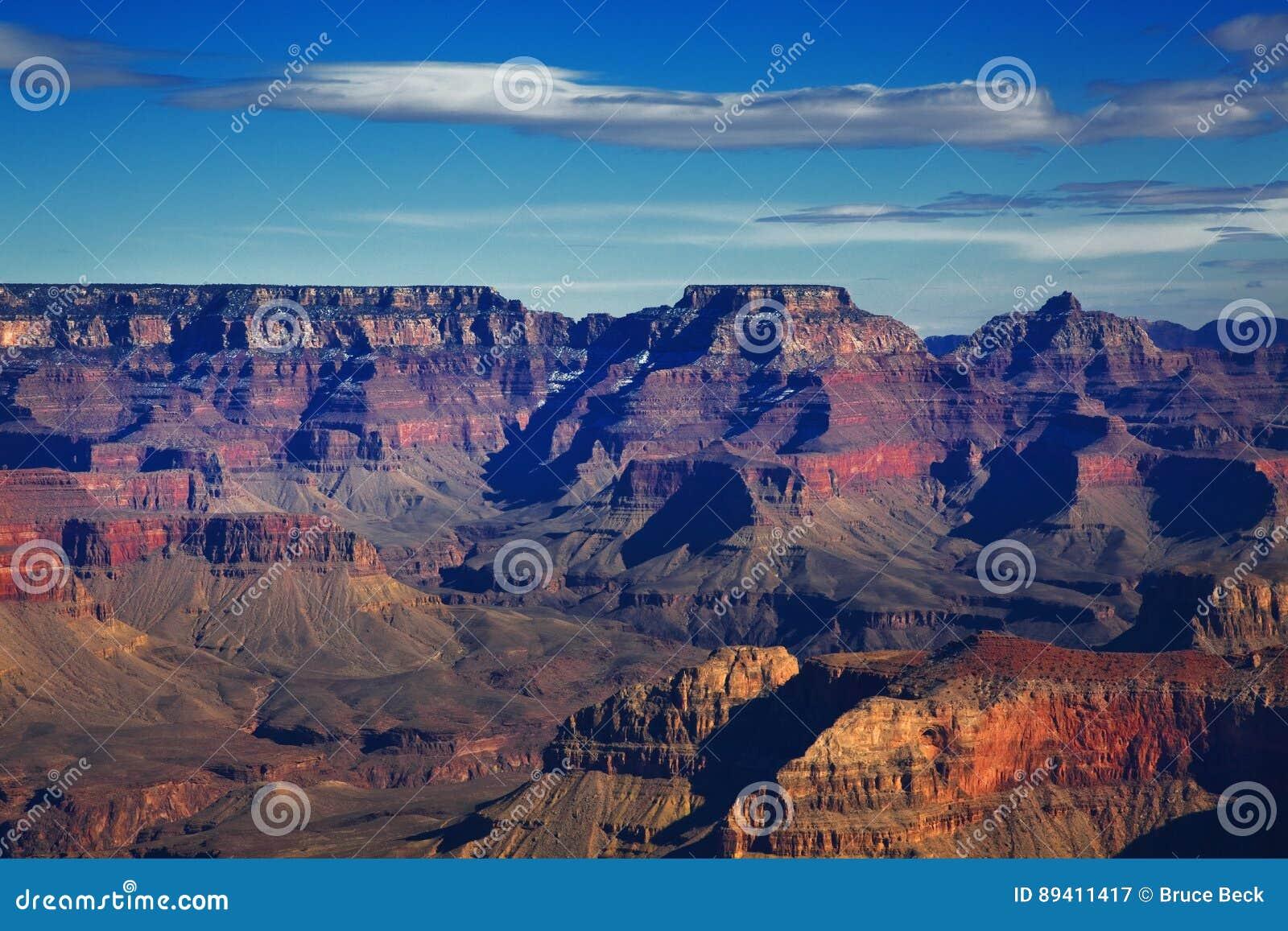 Südkante, Nationalpark Grand Canyon s, Arizona